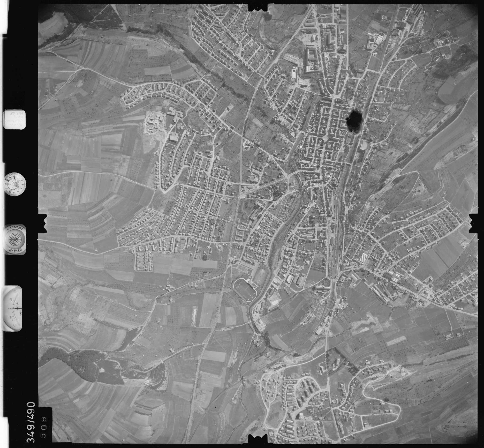 Luftbild: Film 41 Bildnr. 509, Bild 1