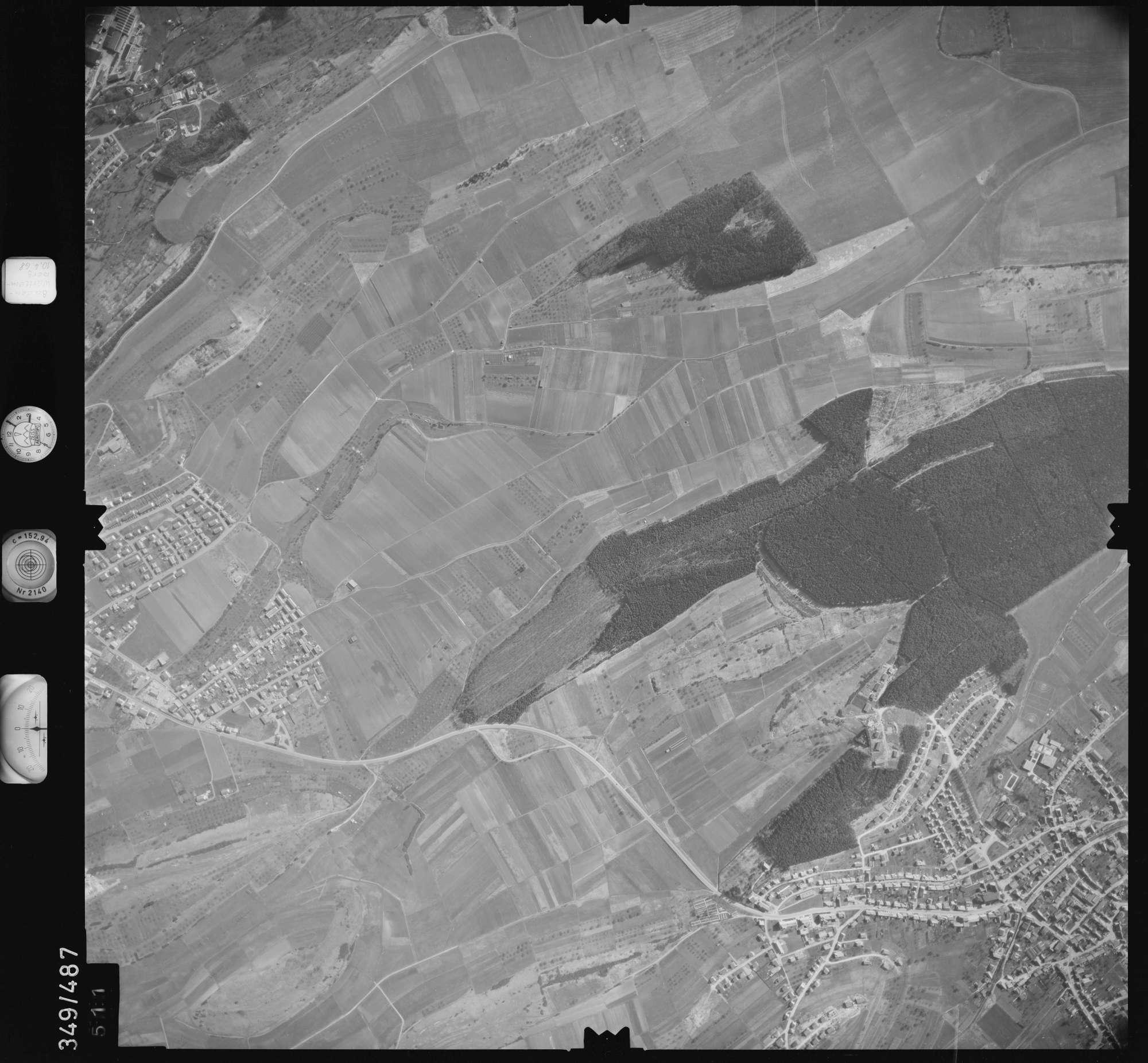 Luftbild: Film 41 Bildnr. 511, Bild 1