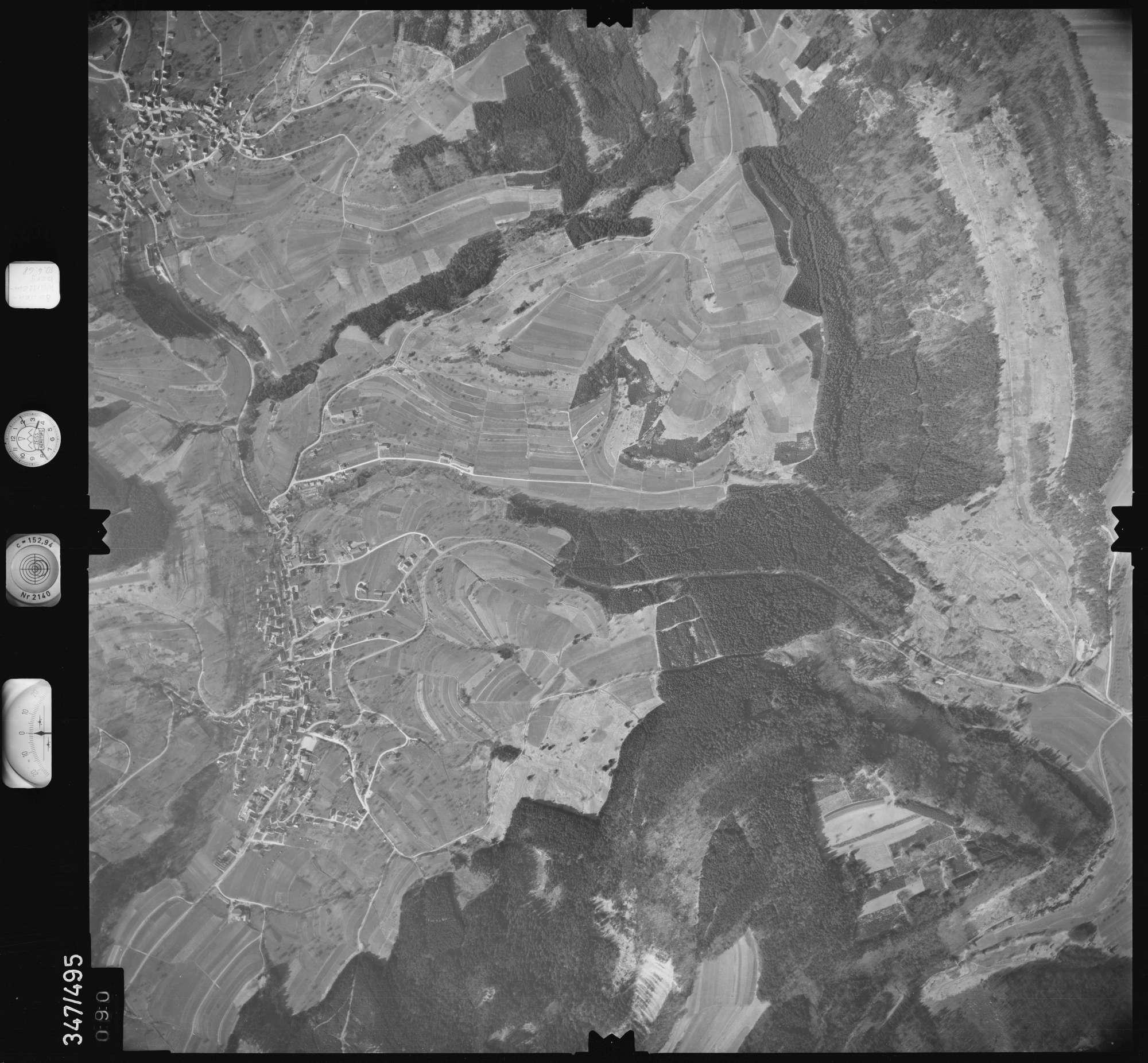 Luftbild: Film 43 Bildnr. 90, Bild 1