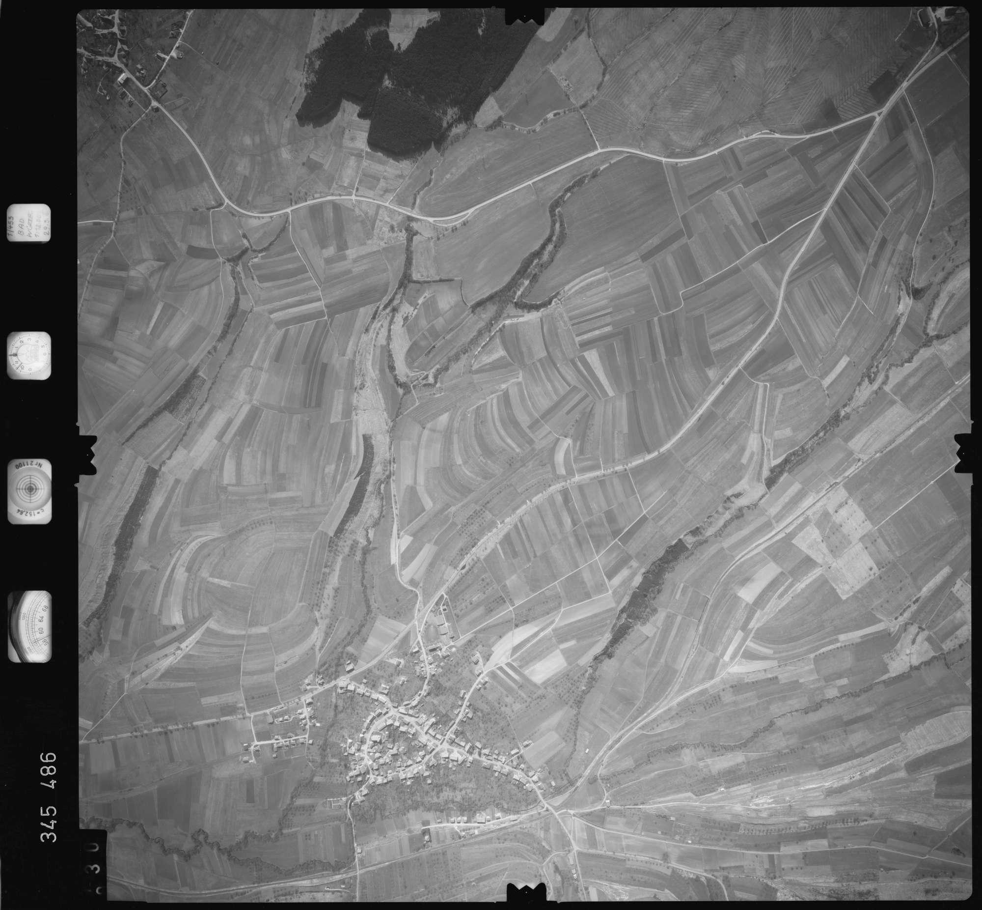 Luftbild: Film 44 Bildnr. 30, Bild 1