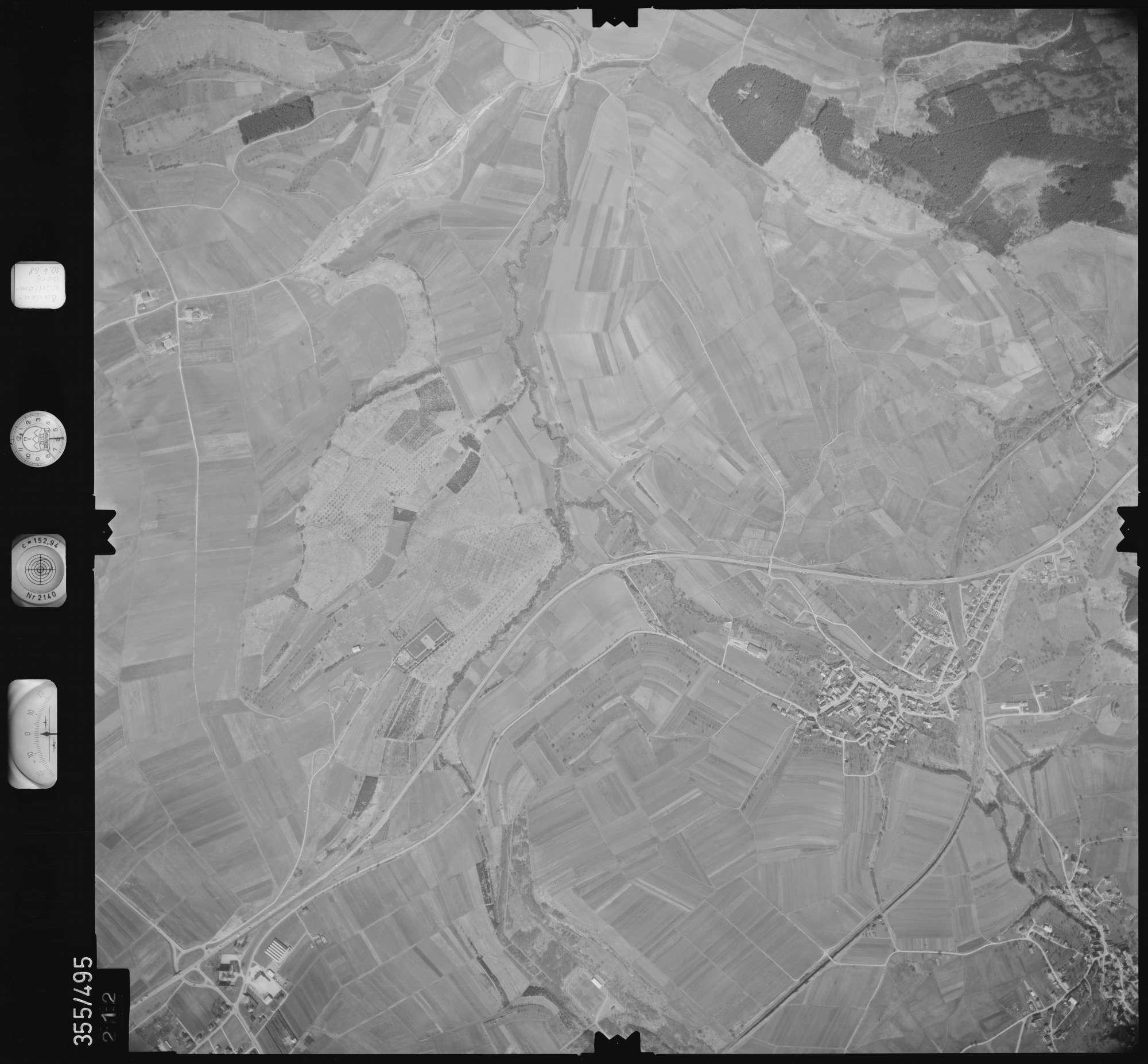 Luftbild: Film 38 Bildnr. 212, Bild 1