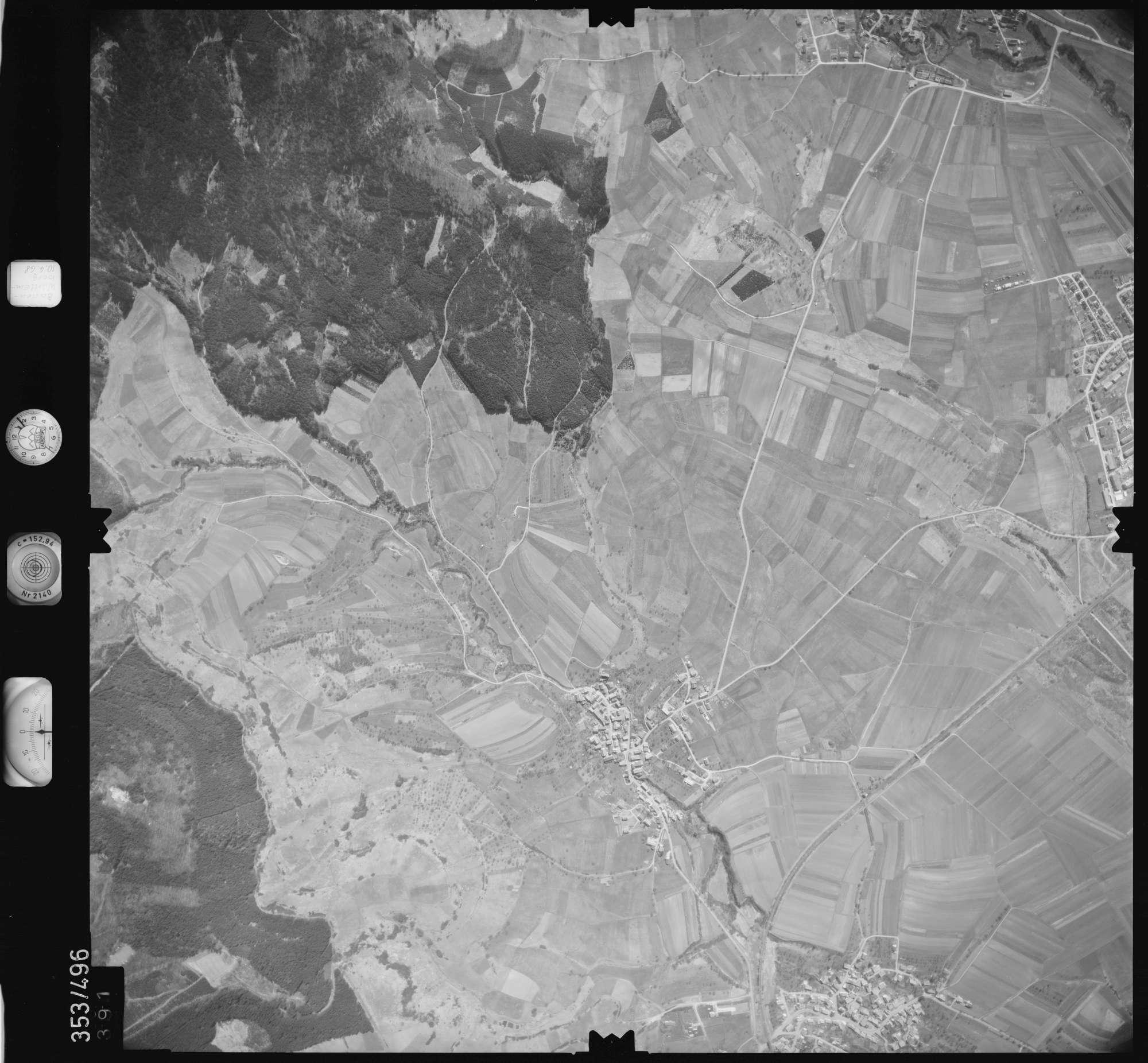 Luftbild: Film 41 Bildnr. 391, Bild 1