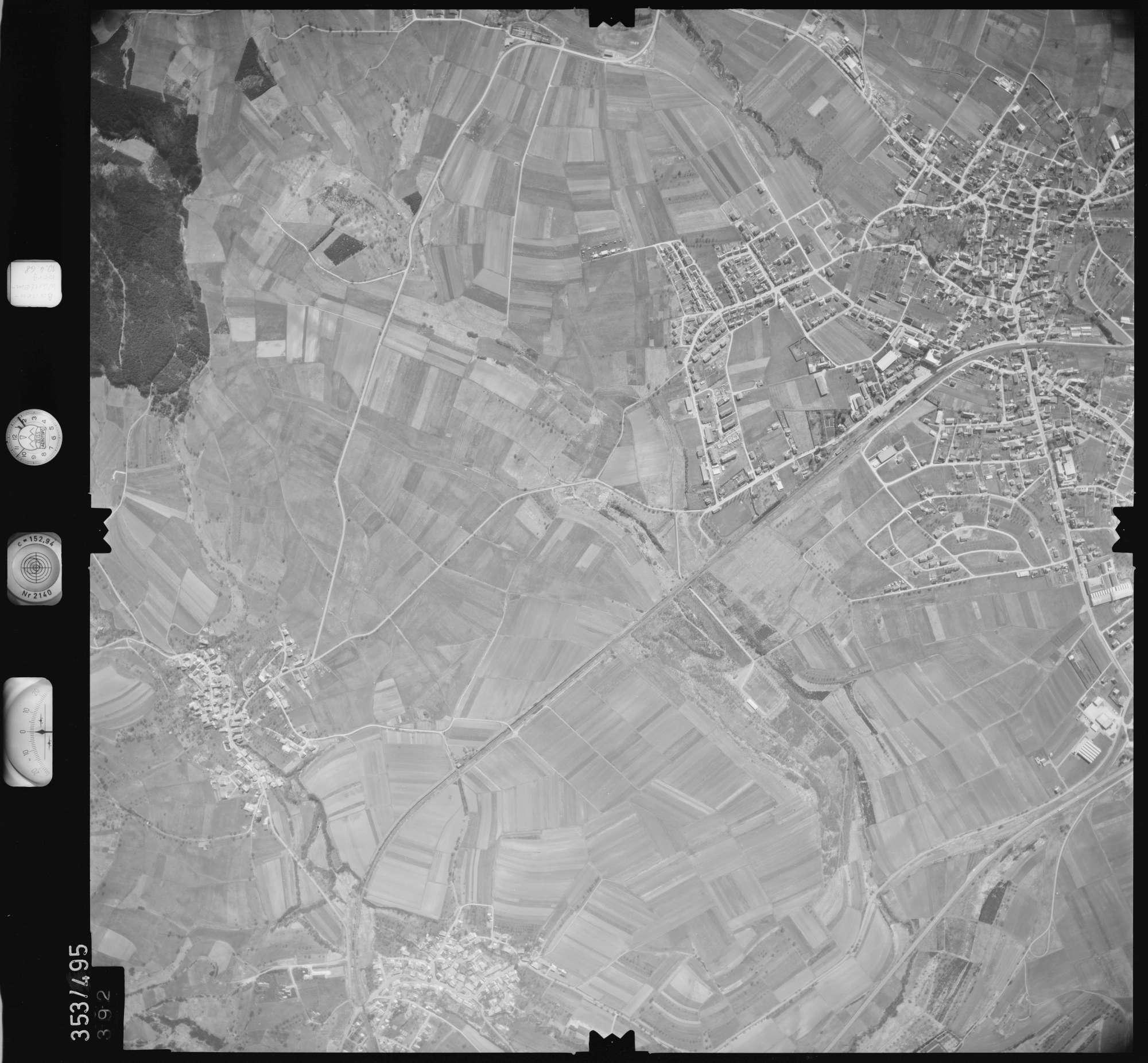 Luftbild: Film 41 Bildnr. 392, Bild 1