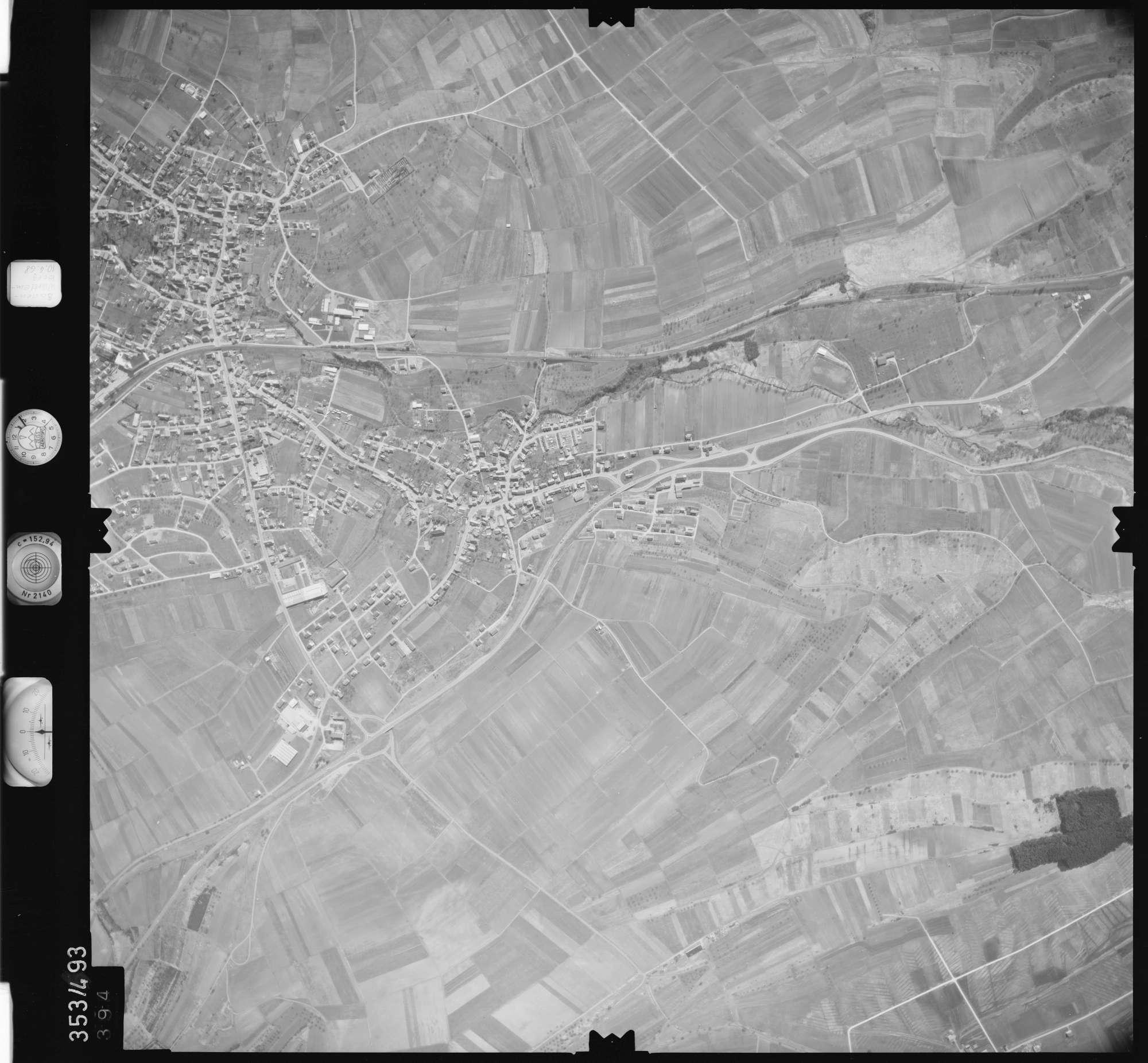 Luftbild: Film 41 Bildnr. 394, Bild 1