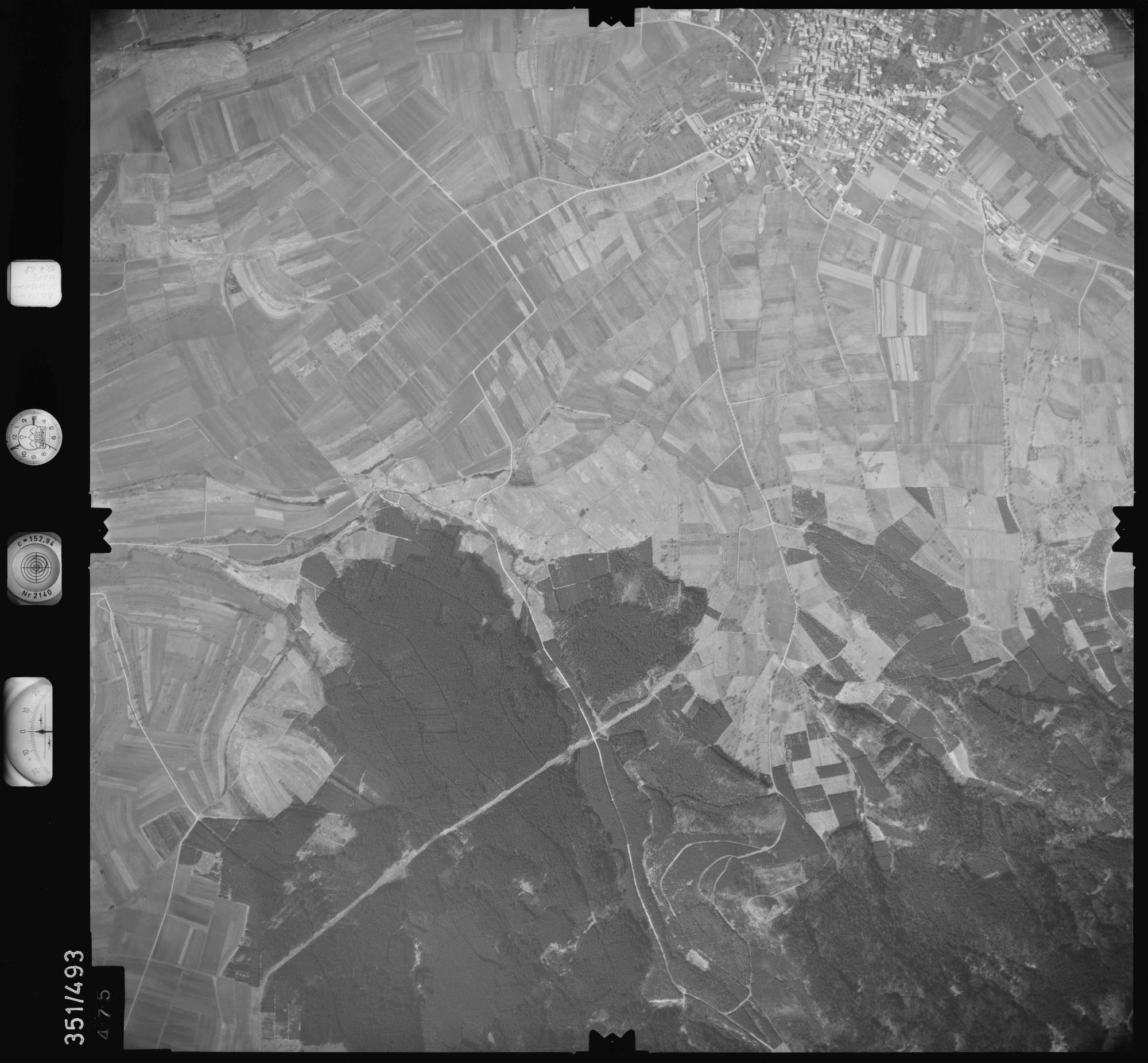 Luftbild: Film 41 Bildnr. 475, Bild 1