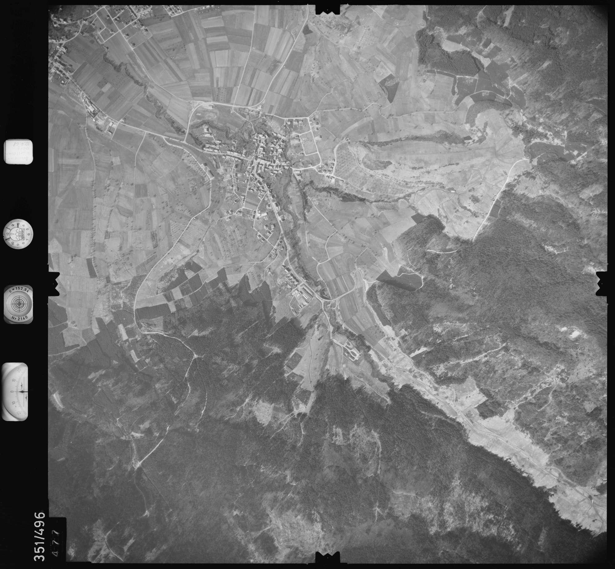 Luftbild: Film 41 Bildnr. 477, Bild 1