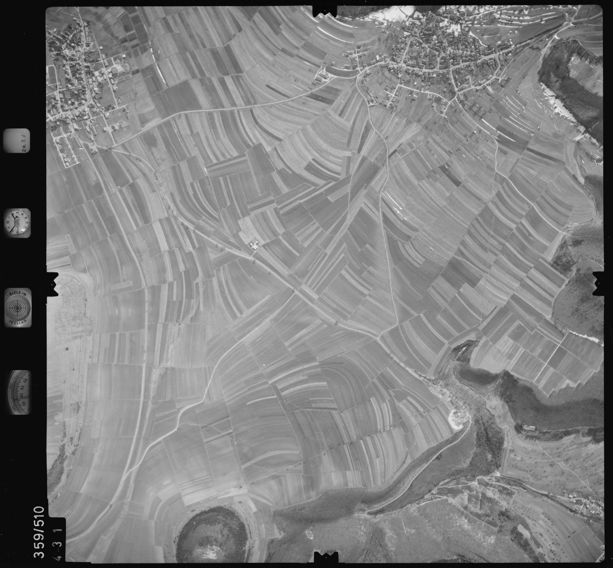 Luftbild: Film 20 Bildnr. 431, Bild 1