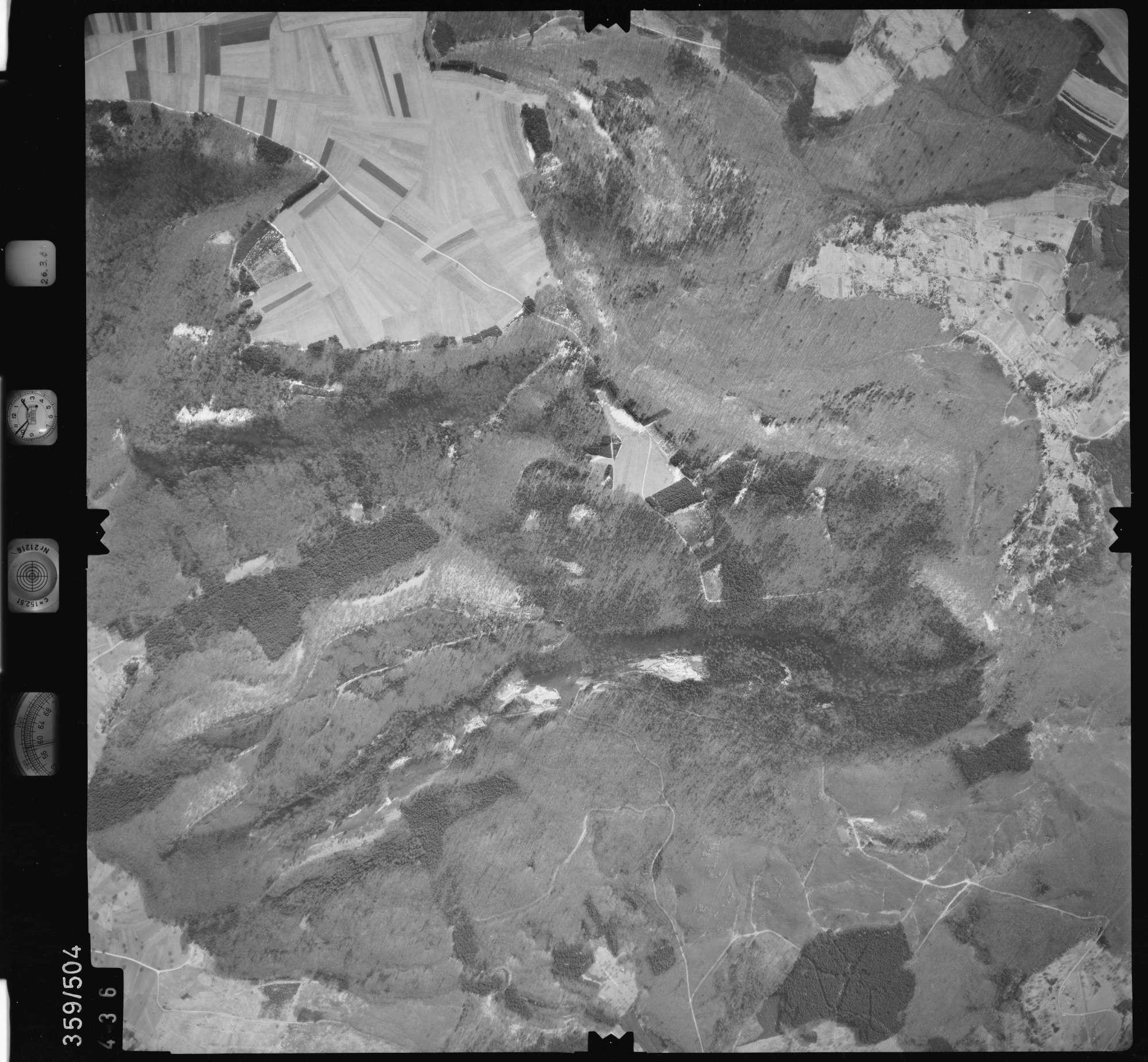 Luftbild: Film 20 Bildnr. 436, Bild 1