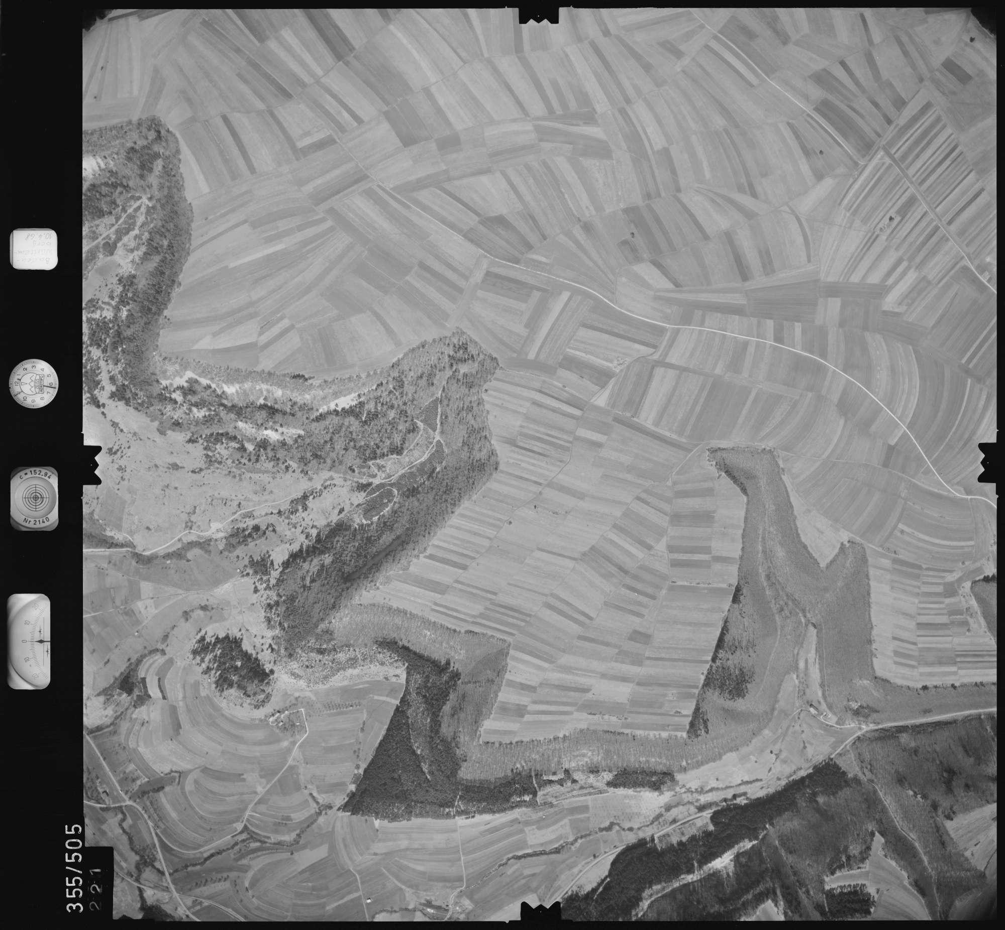 Luftbild: Film 38 Bildnr. 221, Bild 1