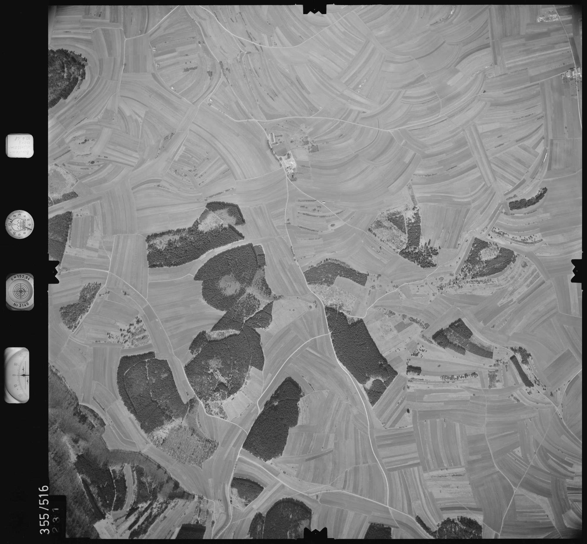 Luftbild: Film 38 Bildnr. 231, Bild 1