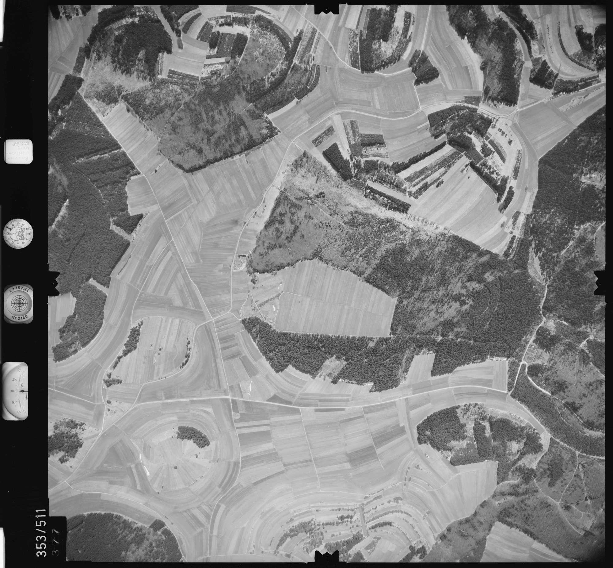 Luftbild: Film 41 Bildnr. 377, Bild 1