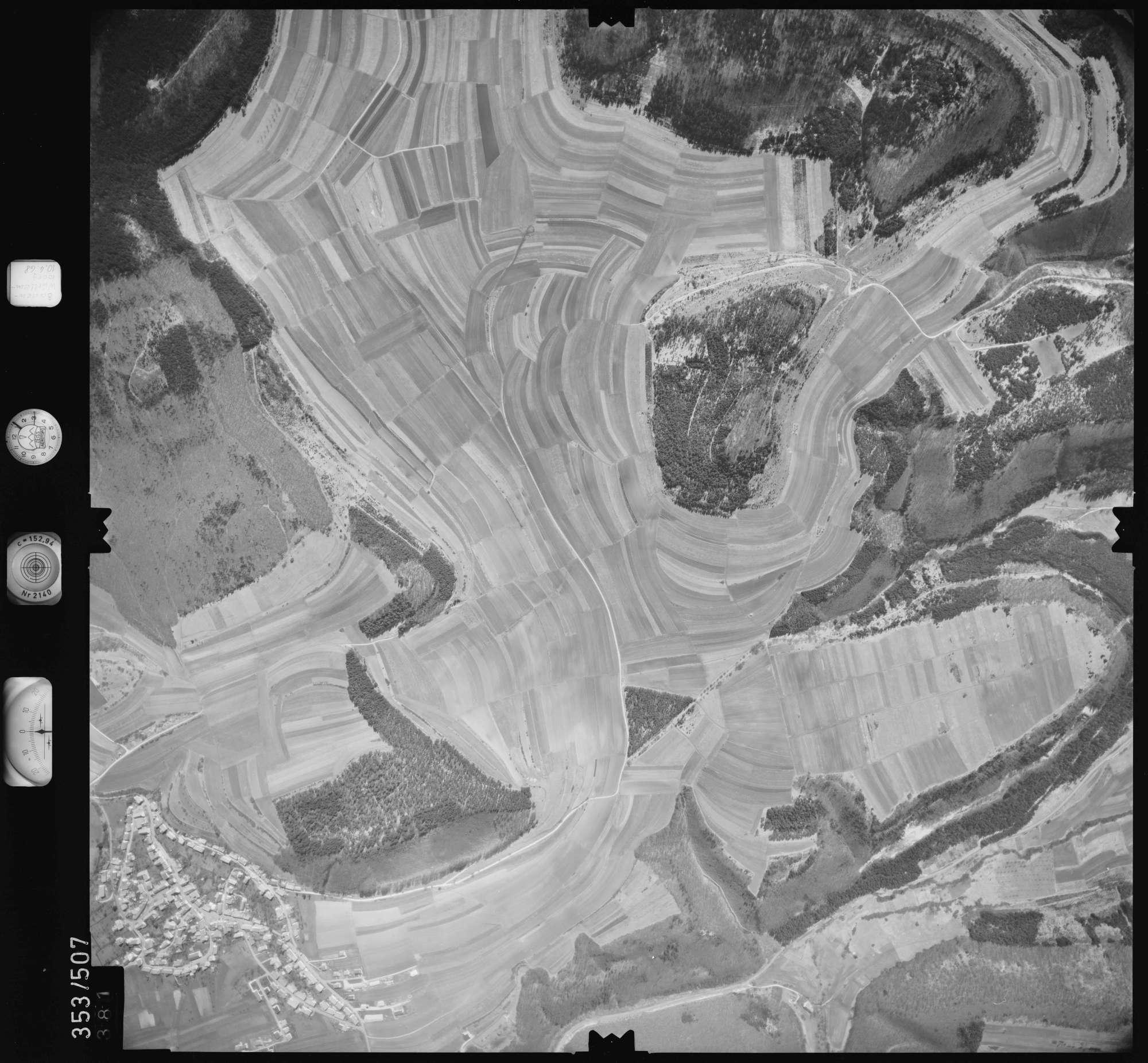 Luftbild: Film 41 Bildnr. 381, Bild 1