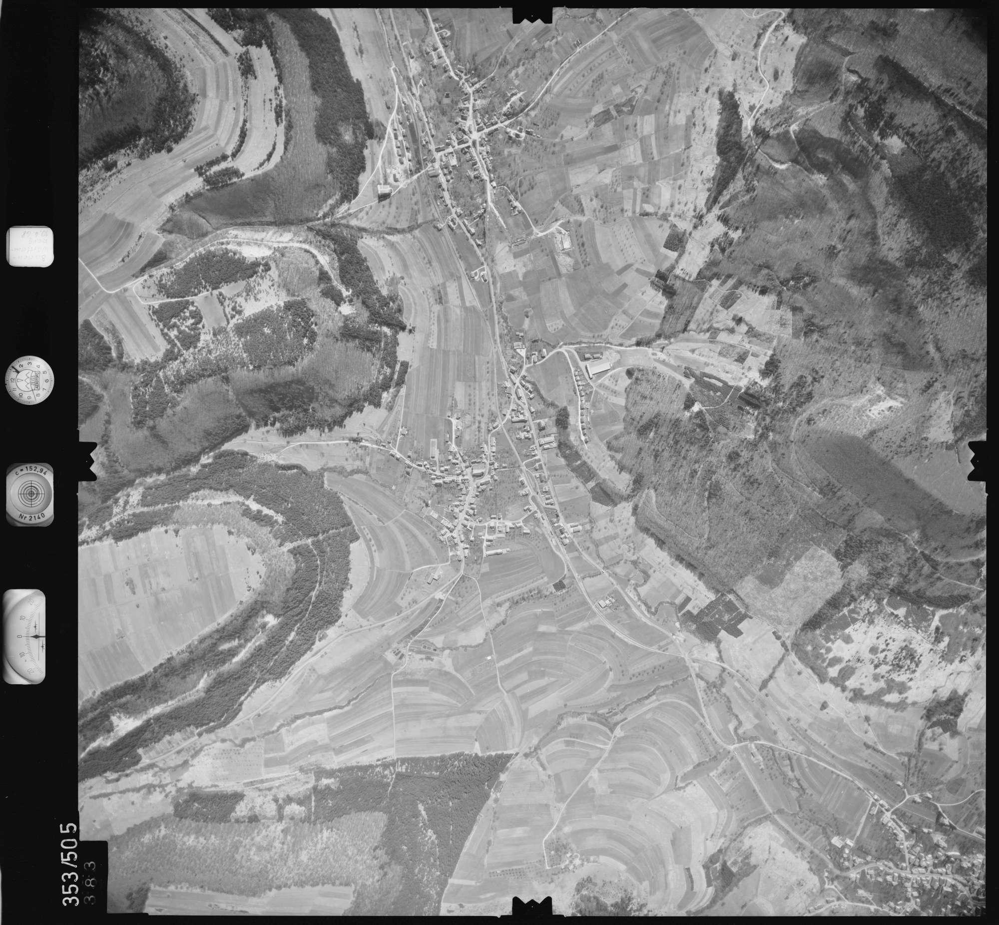 Luftbild: Film 41 Bildnr. 383, Bild 1