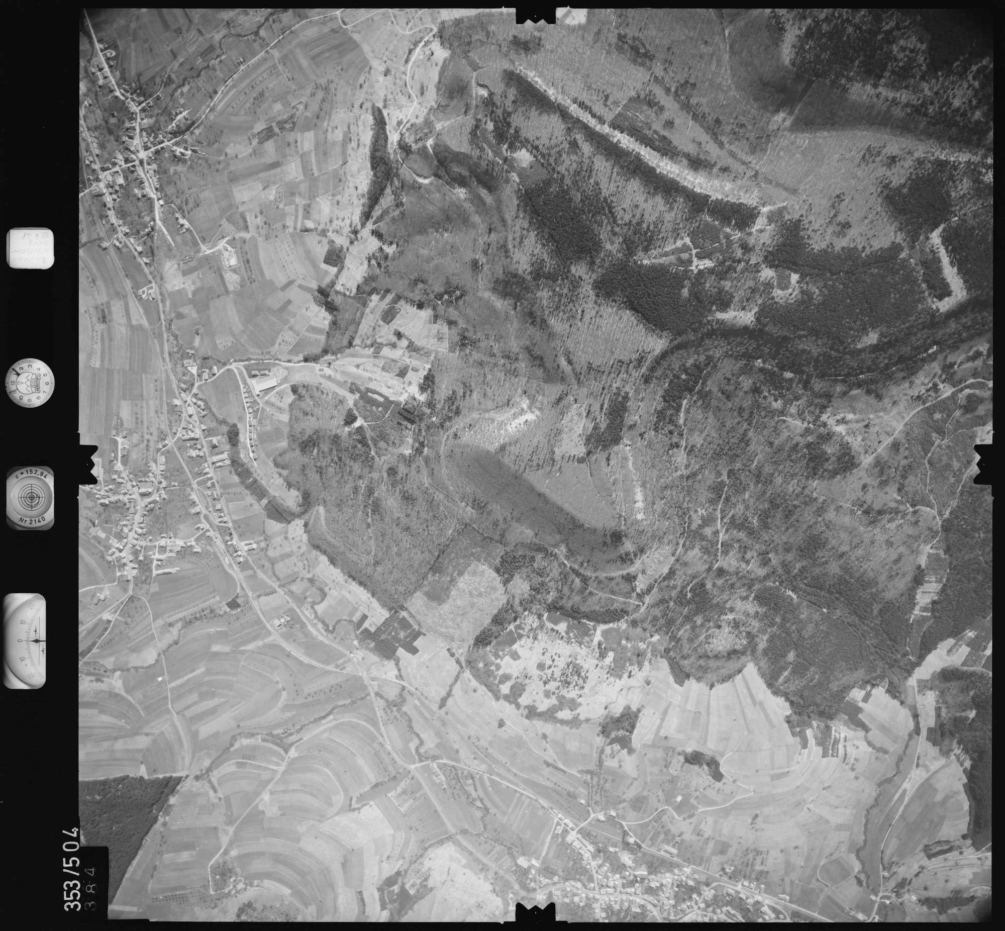 Luftbild: Film 41 Bildnr. 384, Bild 1