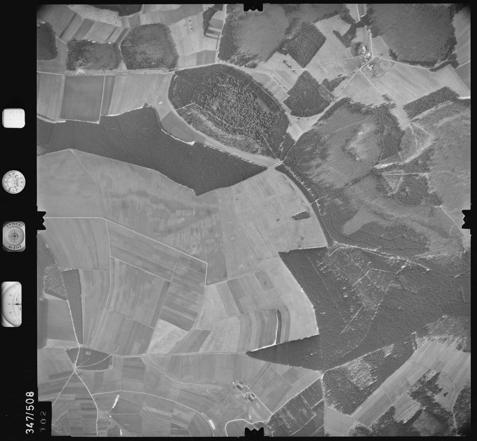 Luftbild: Film 43 Bildnr. 102, Bild 1