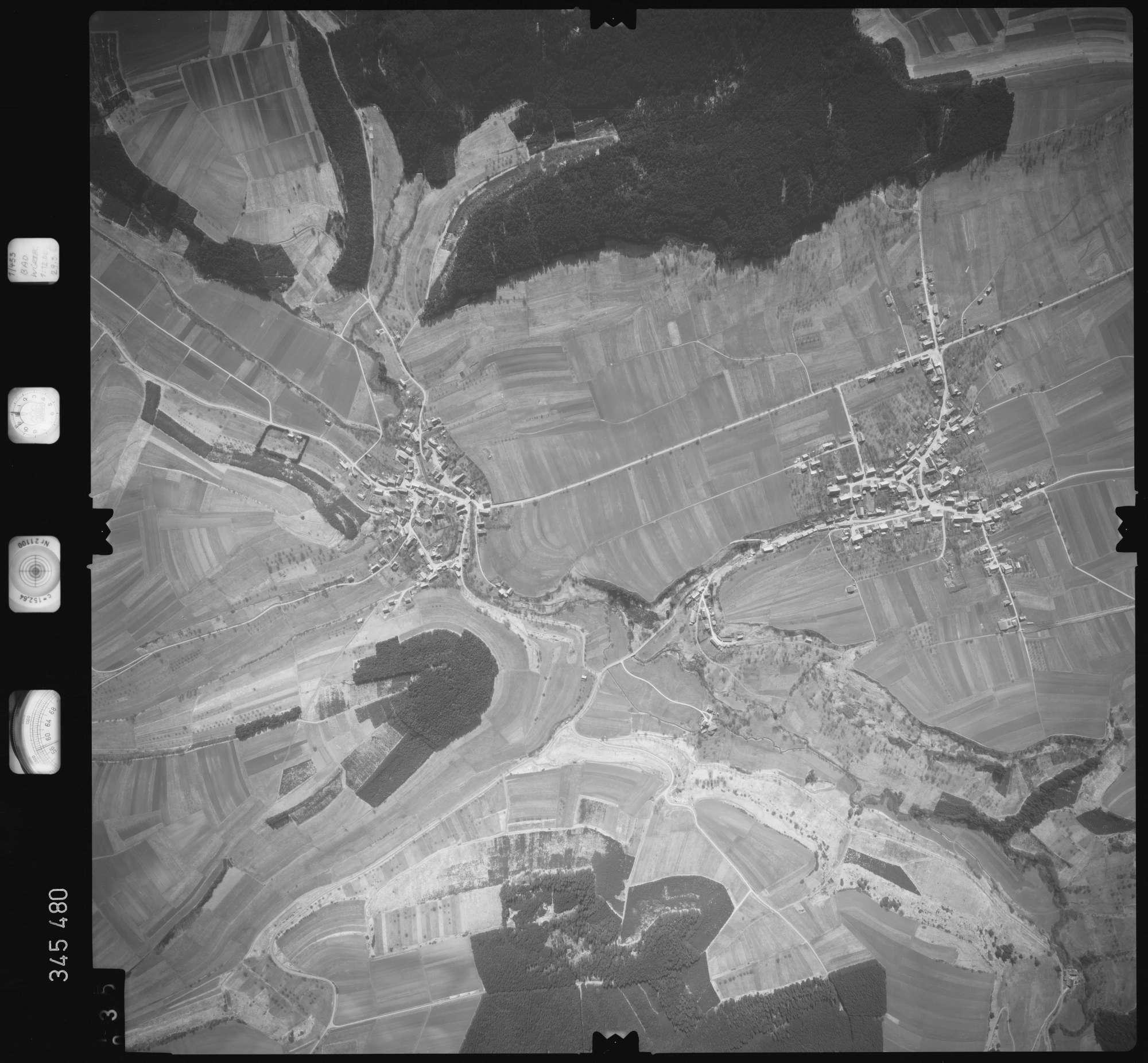 Luftbild: Film 44 Bildnr. 35, Bild 1