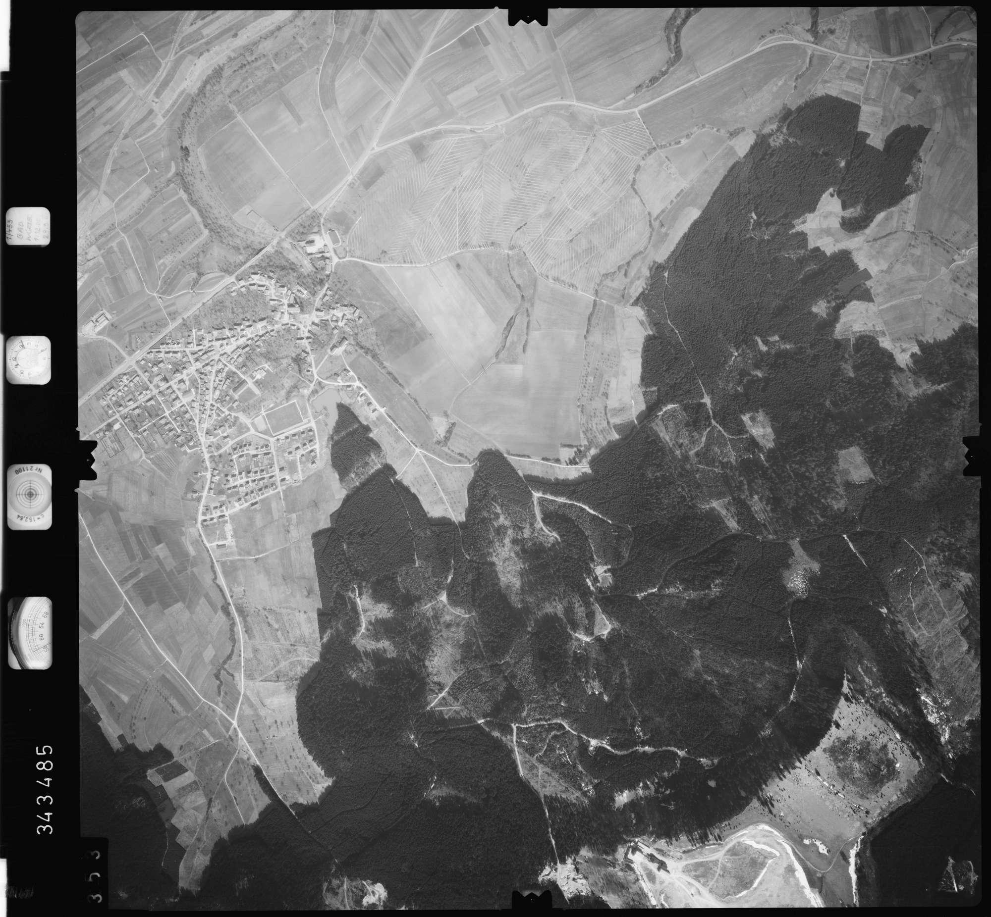 Luftbild: Film 46 Bildnr. 353, Bild 1