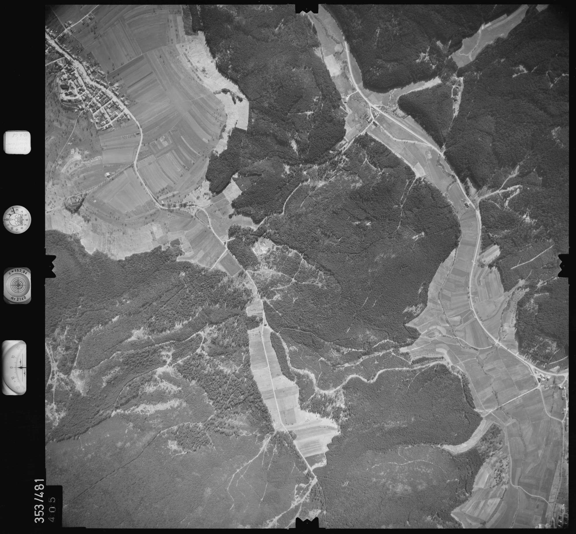 Luftbild: Film 41 Bildnr. 405, Bild 1