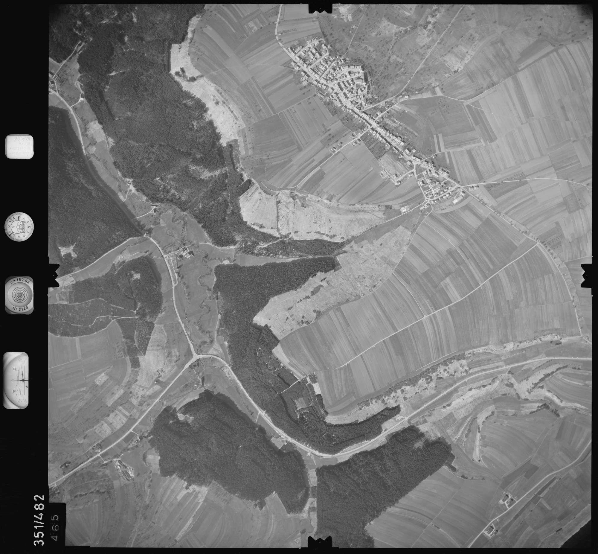 Luftbild: Film 41 Bildnr. 465, Bild 1