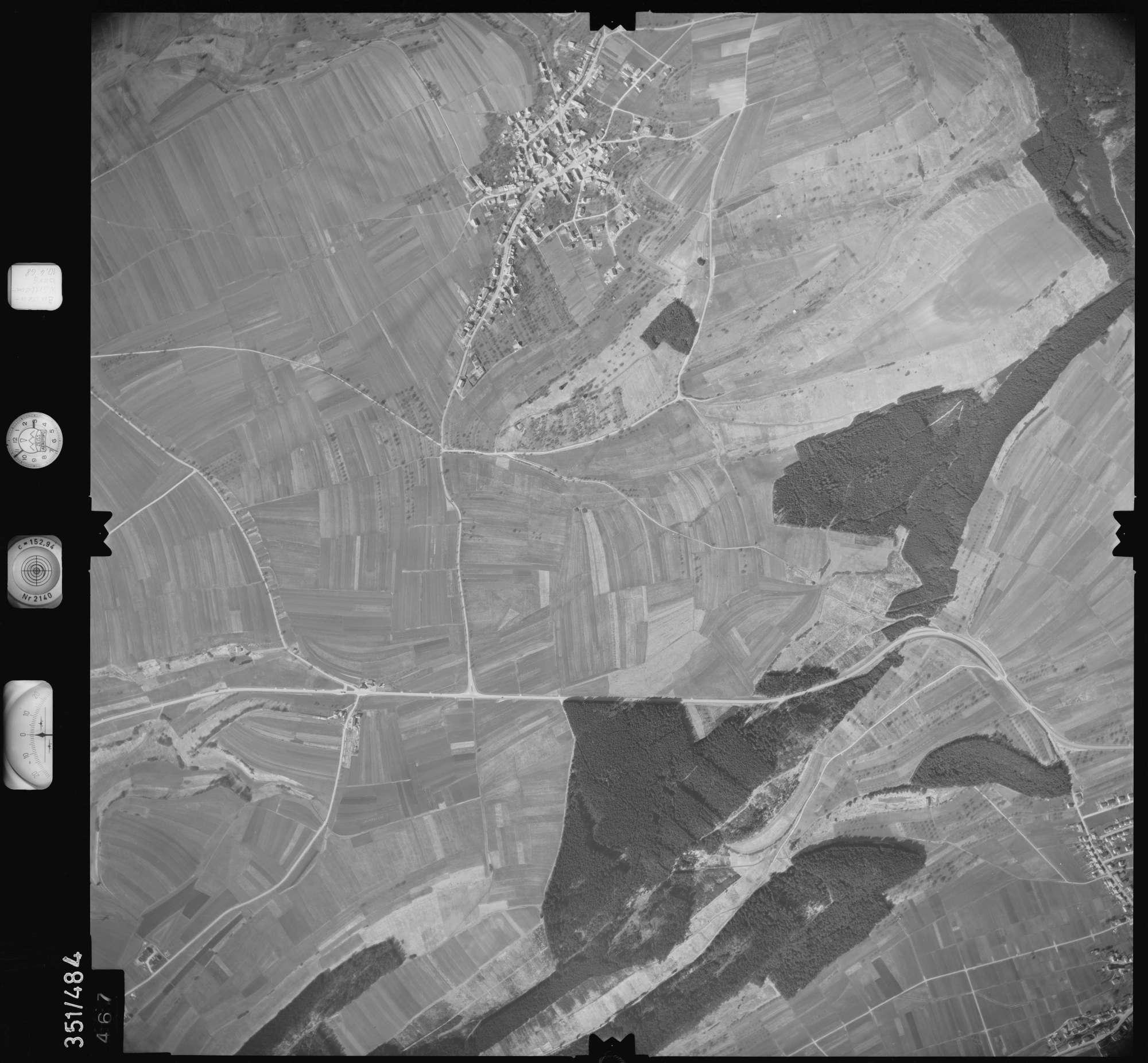 Luftbild: Film 41 Bildnr. 467, Bild 1