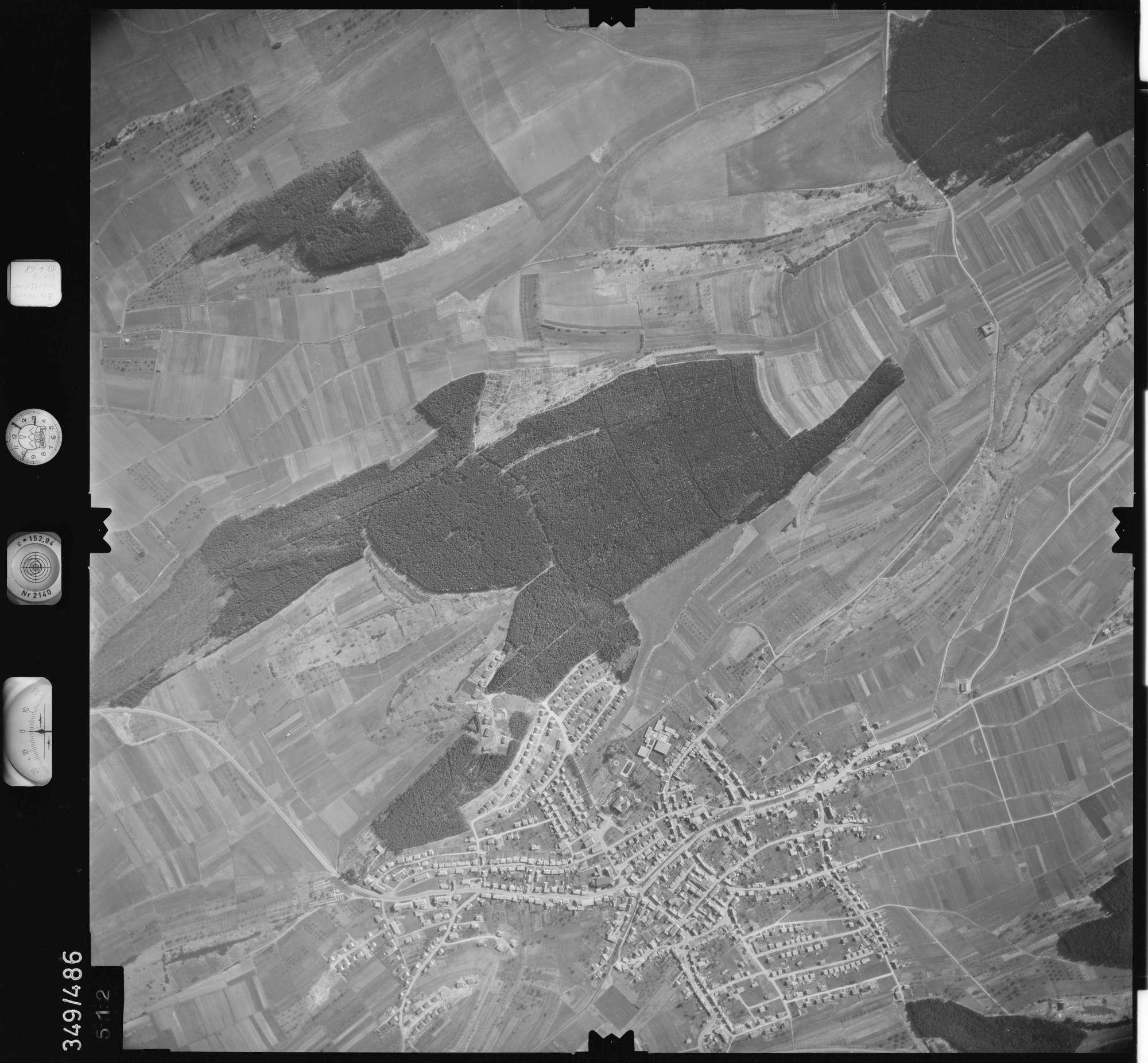 Luftbild: Film 41 Bildnr. 512, Bild 1