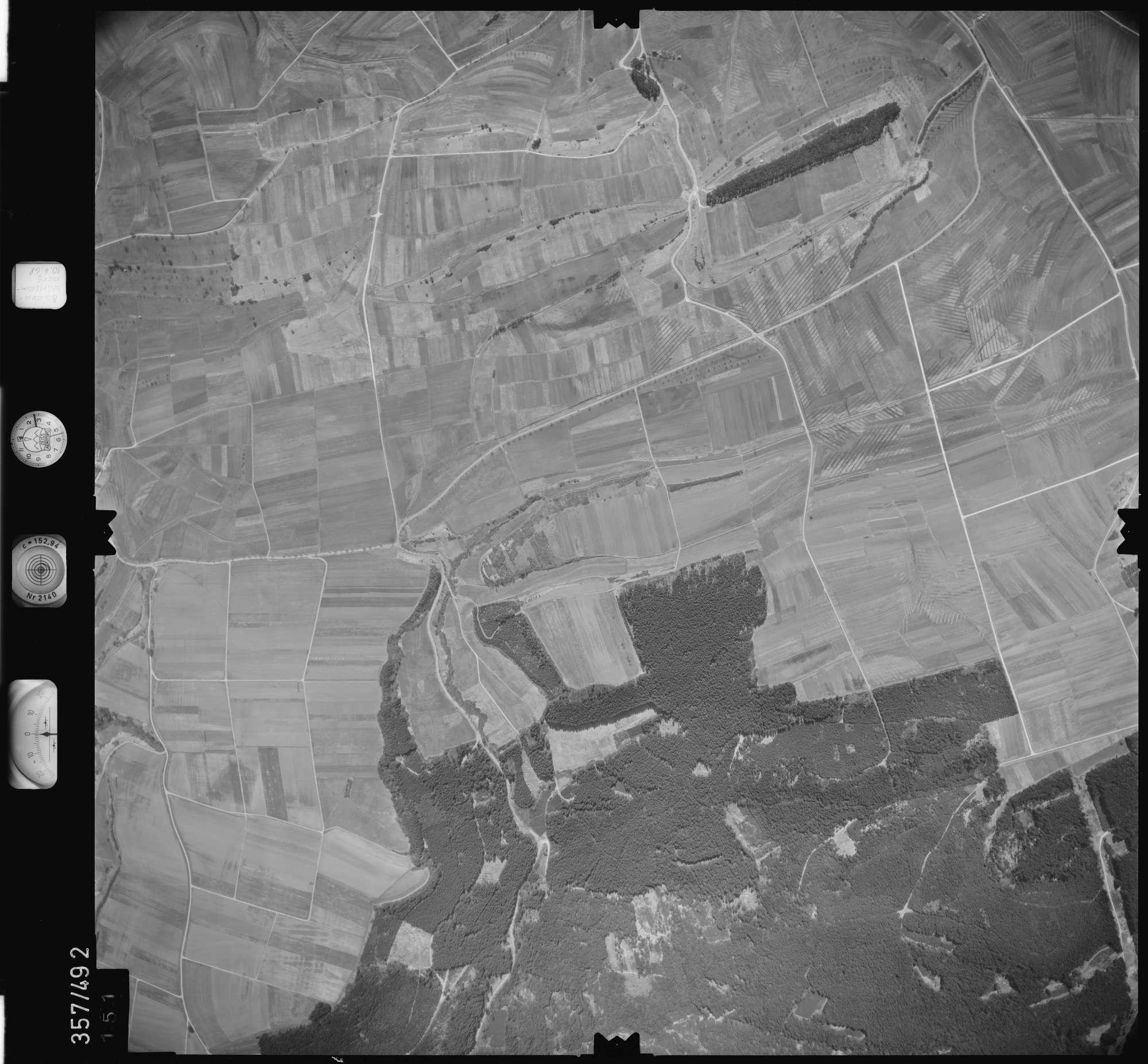 Luftbild: Film 38 Bildnr. 151, Bild 1