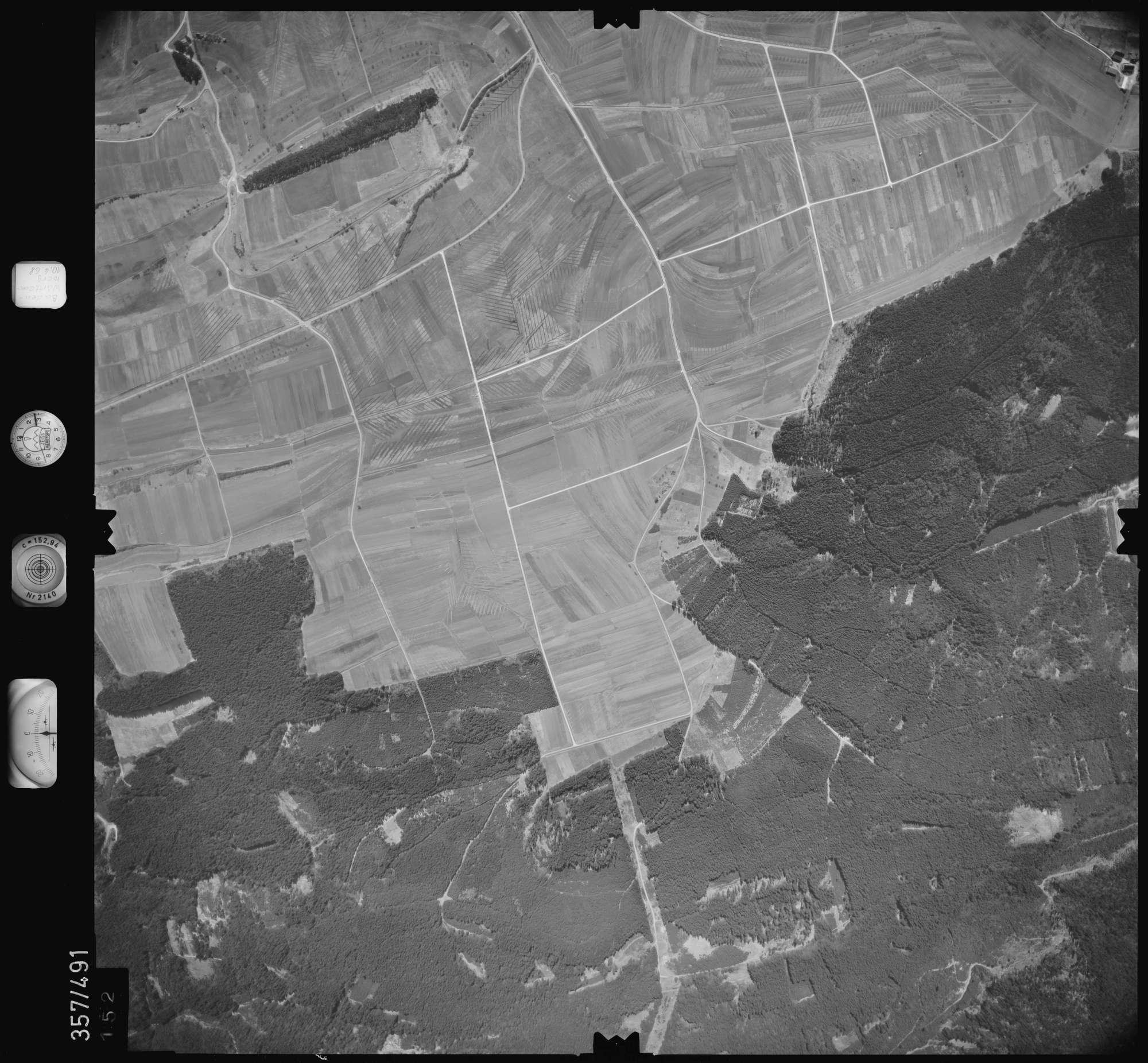 Luftbild: Film 38 Bildnr. 152, Bild 1