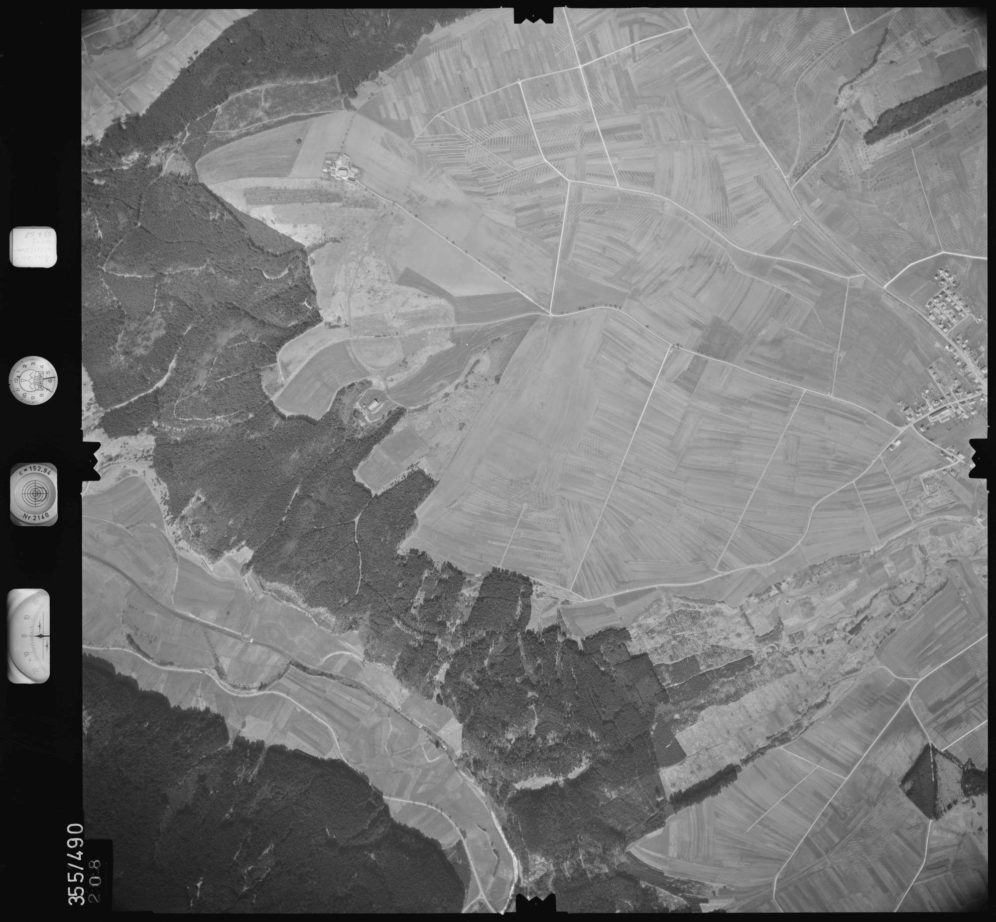 Luftbild: Film 38 Bildnr. 208, Bild 1