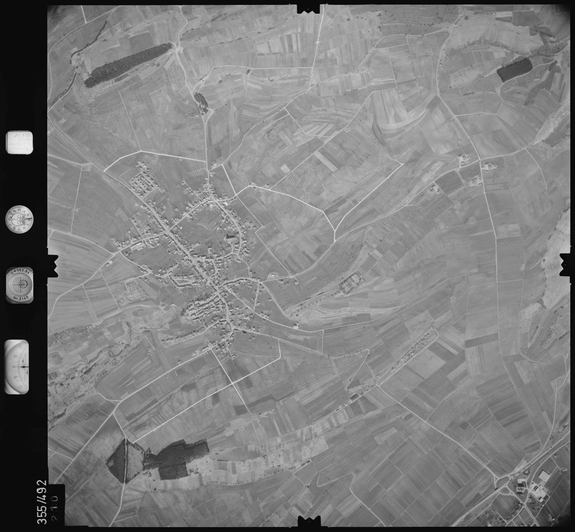 Luftbild: Film 38 Bildnr. 210, Bild 1