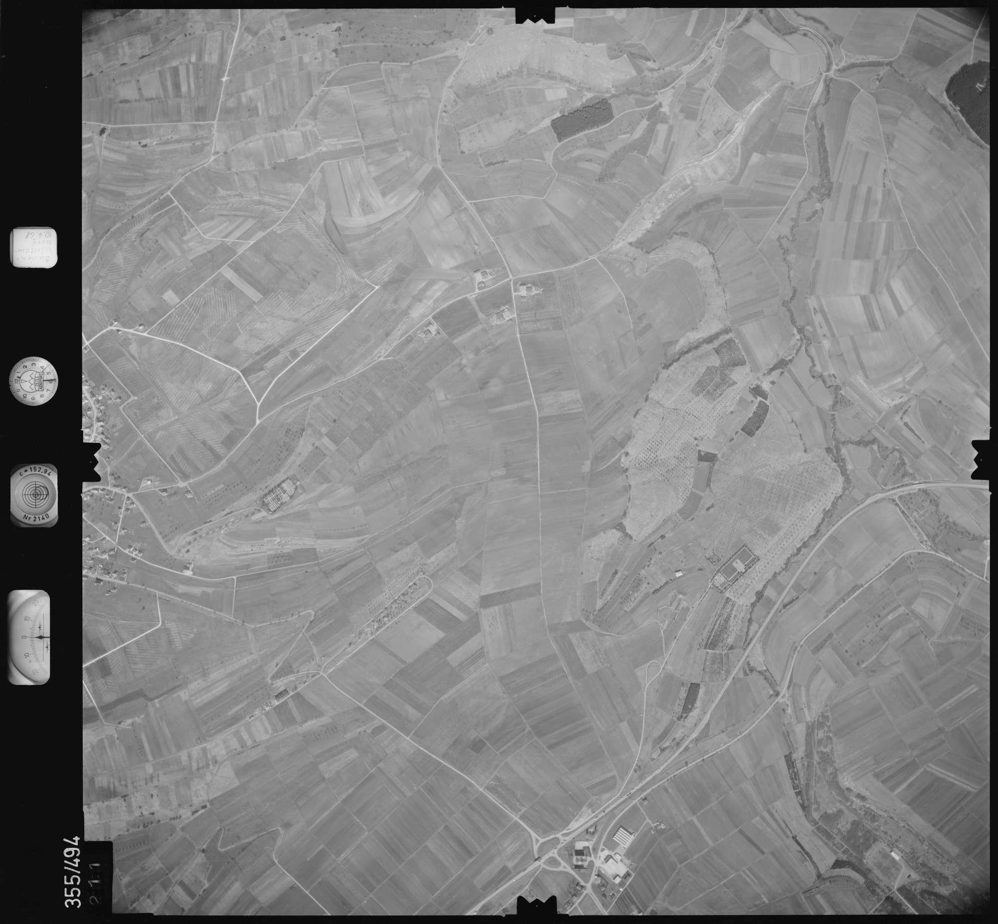 Luftbild: Film 38 Bildnr. 211, Bild 1