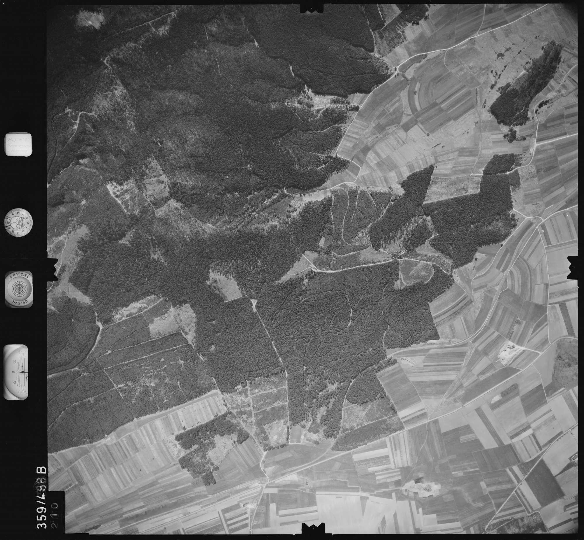 Luftbild: Film 11 Bildnr. 210, Bild 1