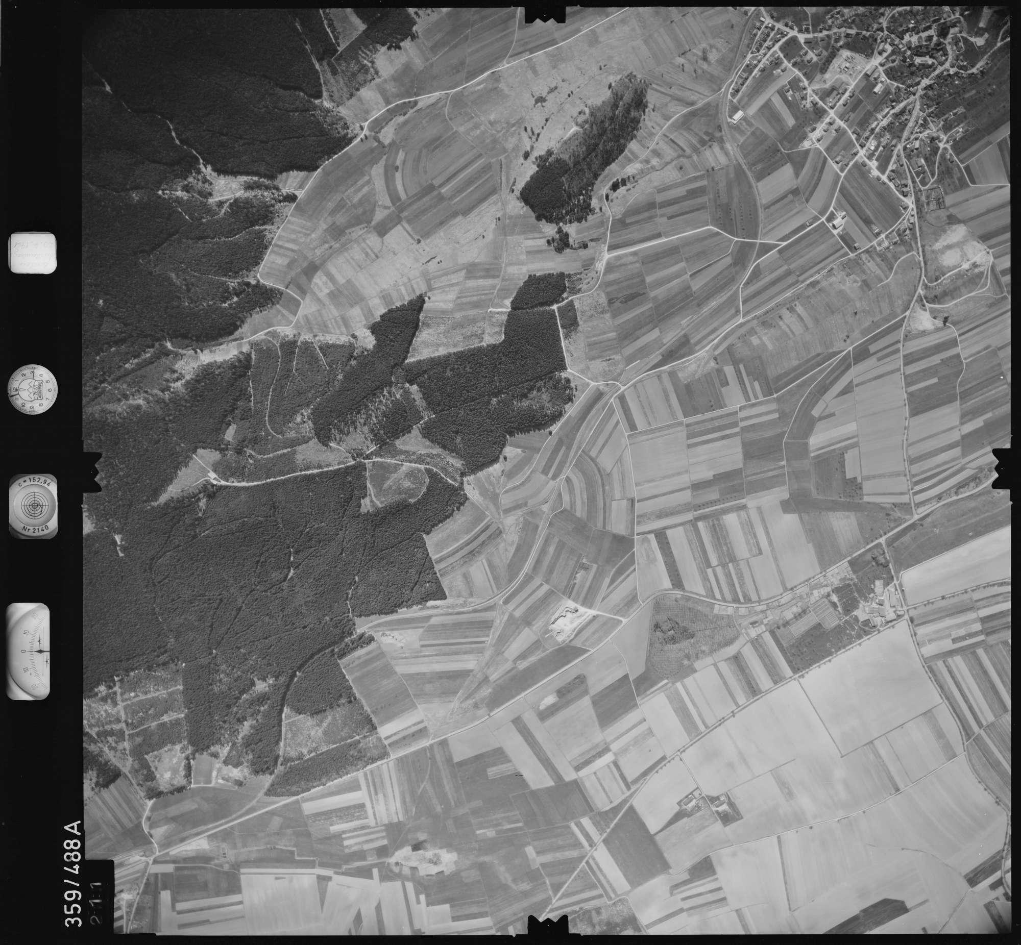 Luftbild: Film 11 Bildnr. 211, Bild 1
