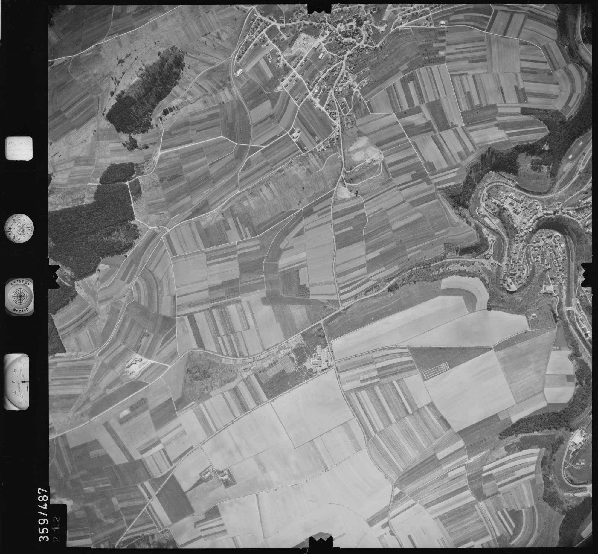 Luftbild: Film 11 Bildnr. 212, Bild 1
