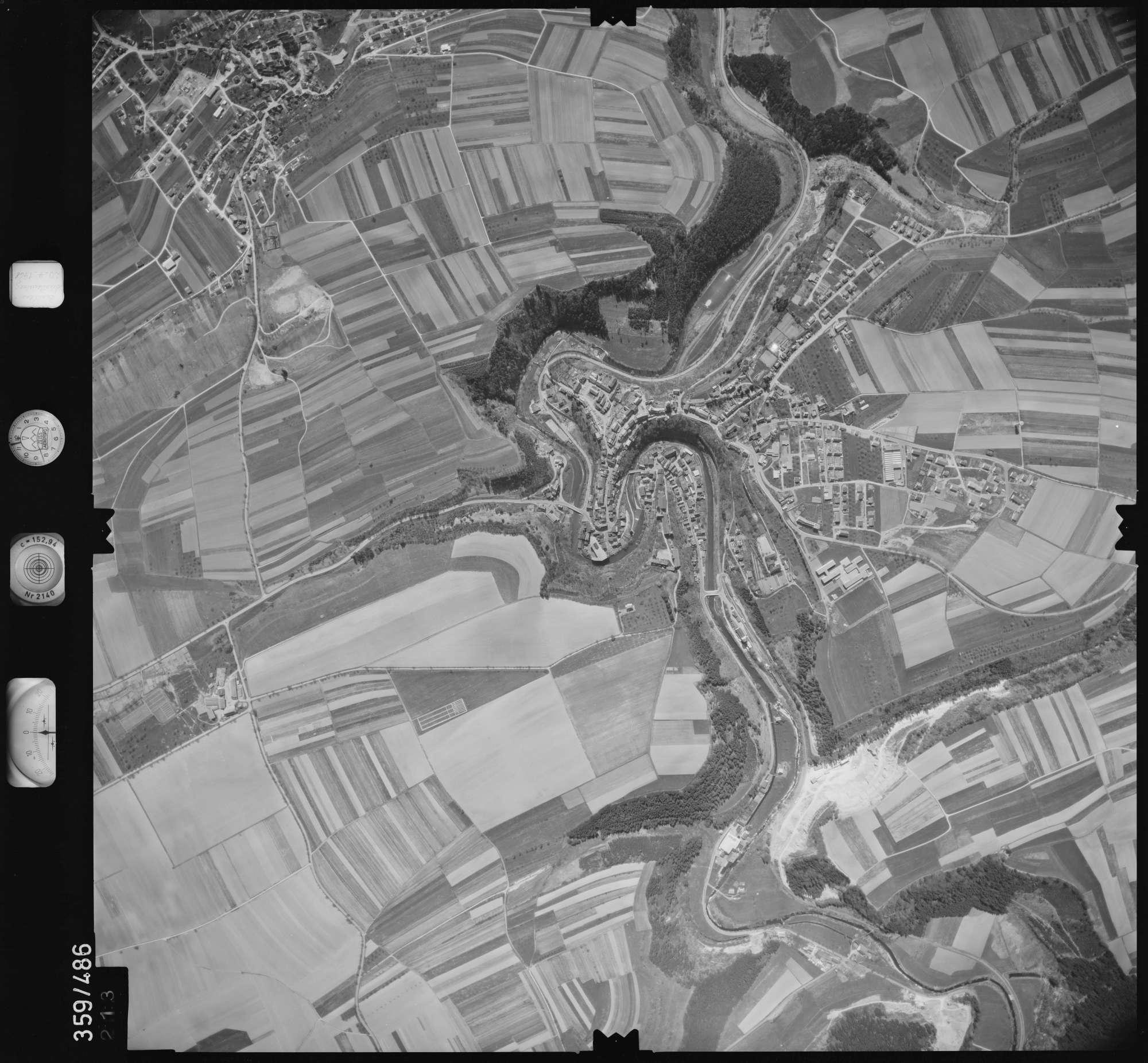 Luftbild: Film 11 Bildnr. 213, Bild 1