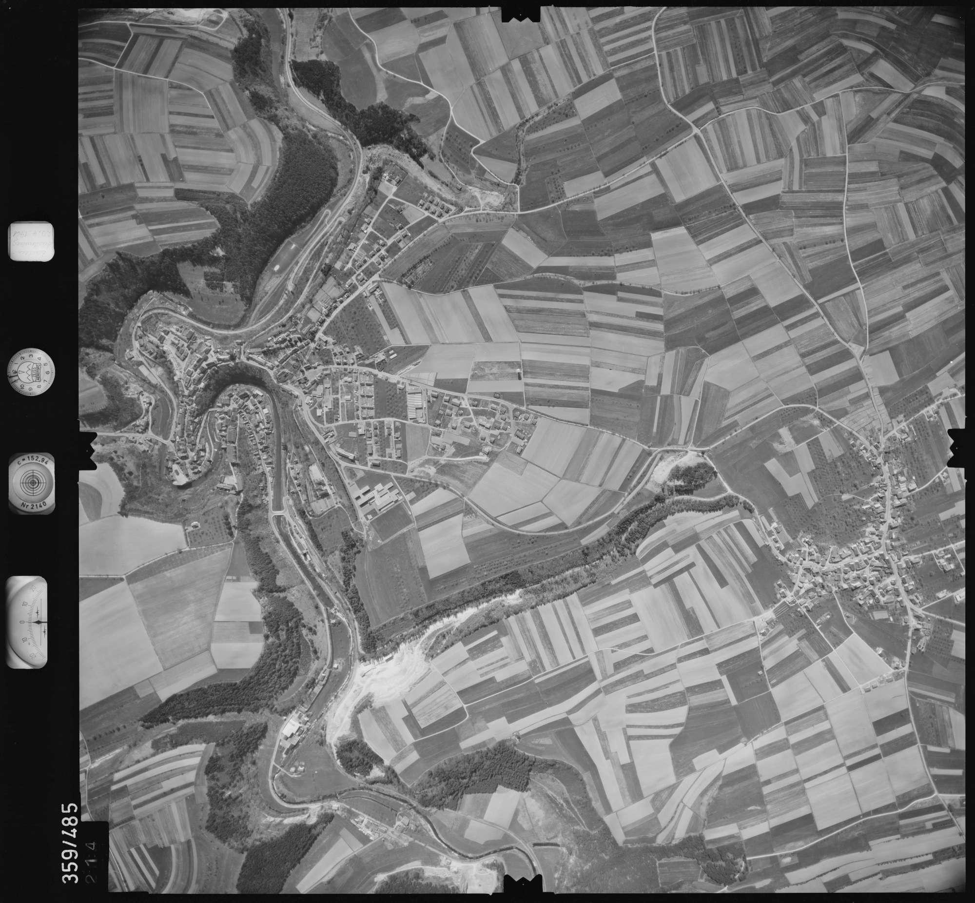 Luftbild: Film 11 Bildnr. 214, Bild 1