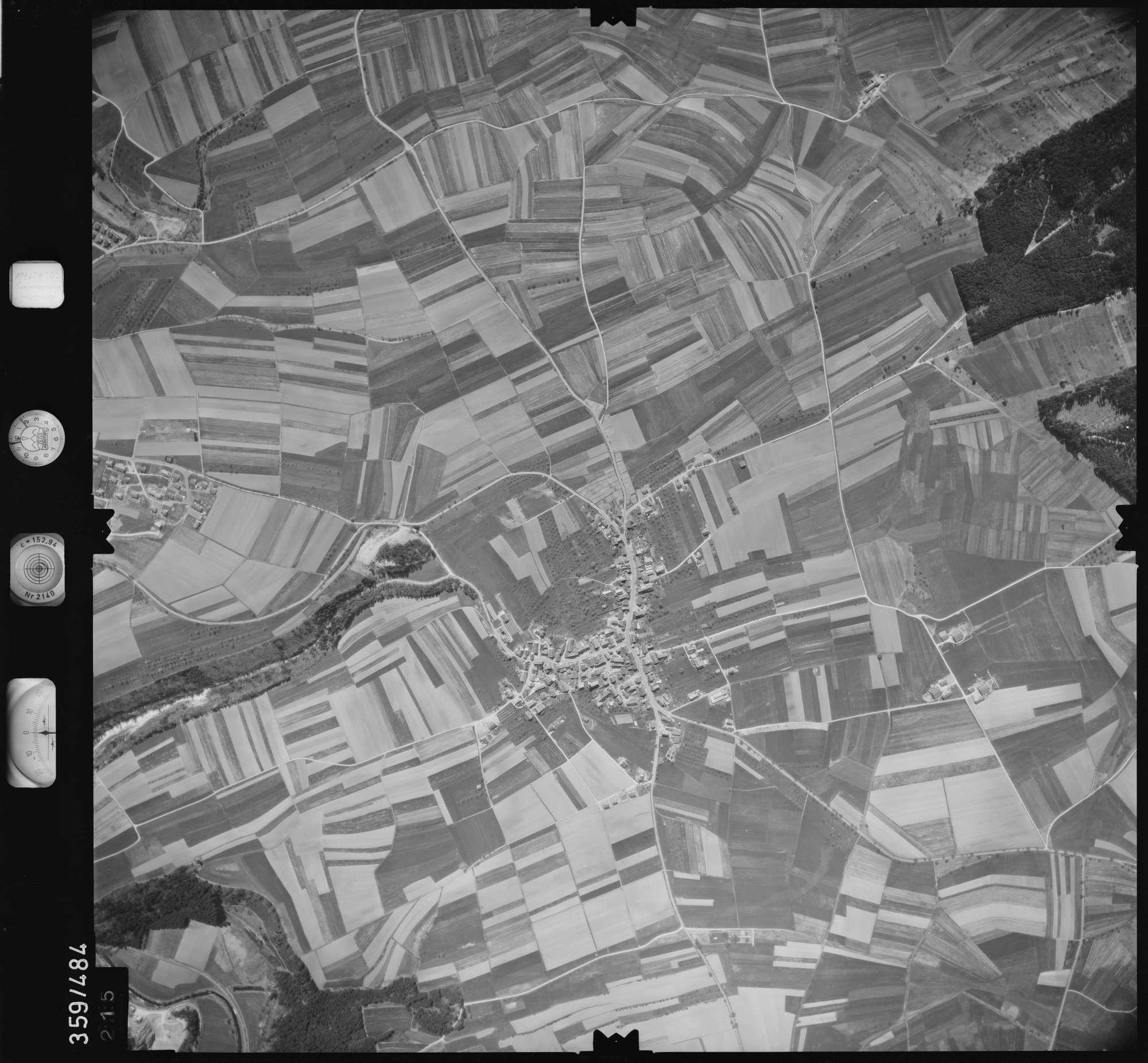 Luftbild: Film 11 Bildnr. 215, Bild 1