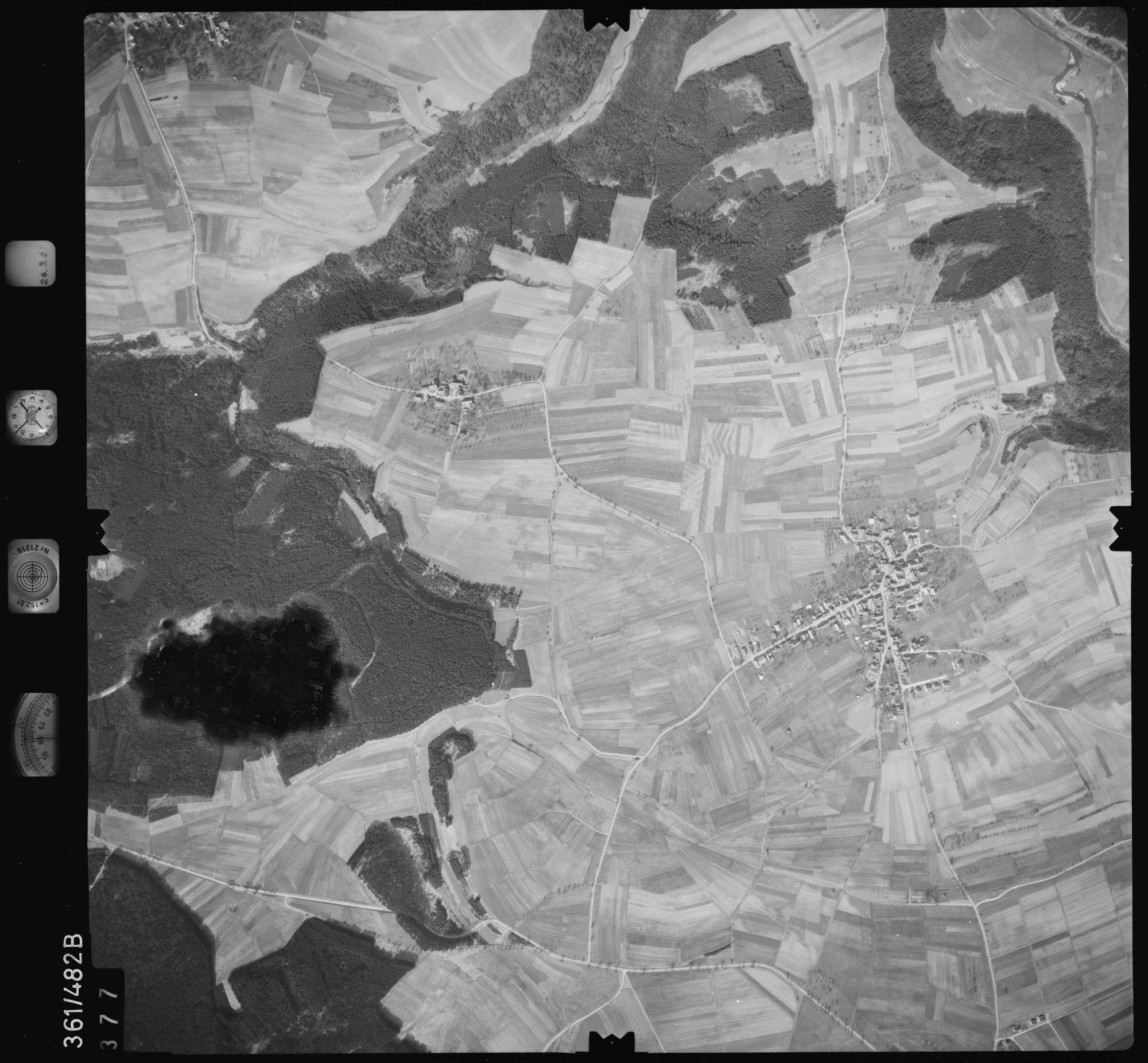 Luftbild: Film 20 Bildnr. 377, Bild 1