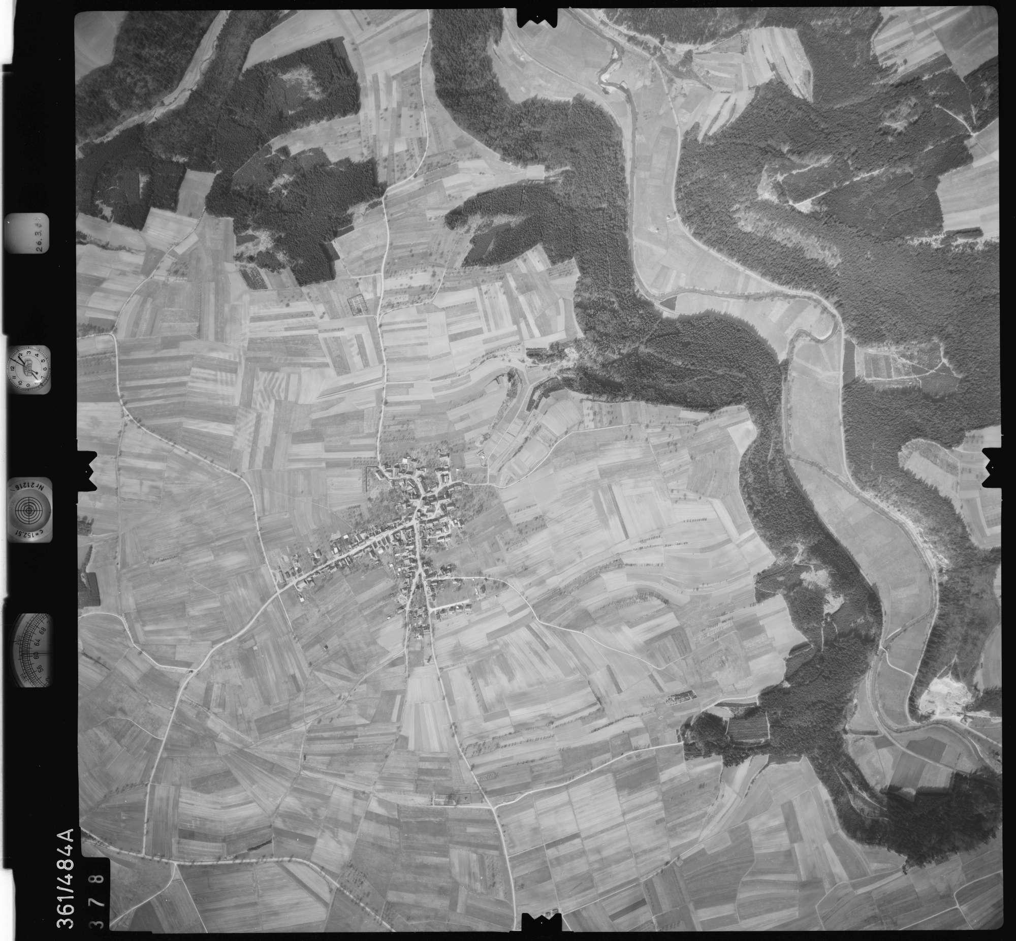 Luftbild: Film 20 Bildnr. 378, Bild 1