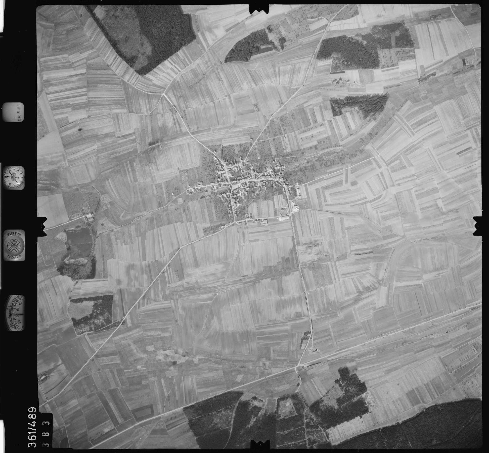Luftbild: Film 20 Bildnr. 383, Bild 1