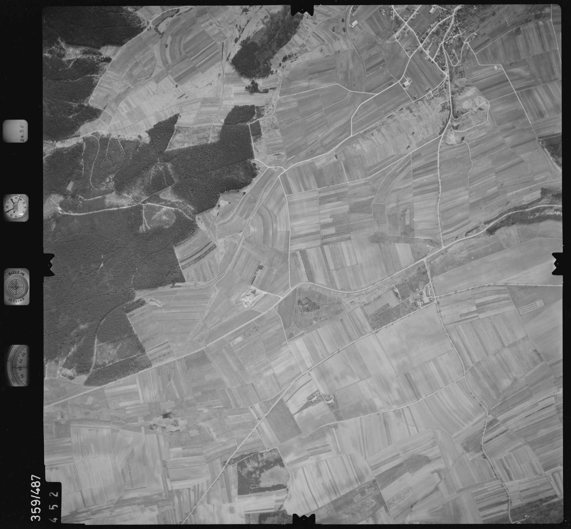 Luftbild: Film 20 Bildnr. 452, Bild 1