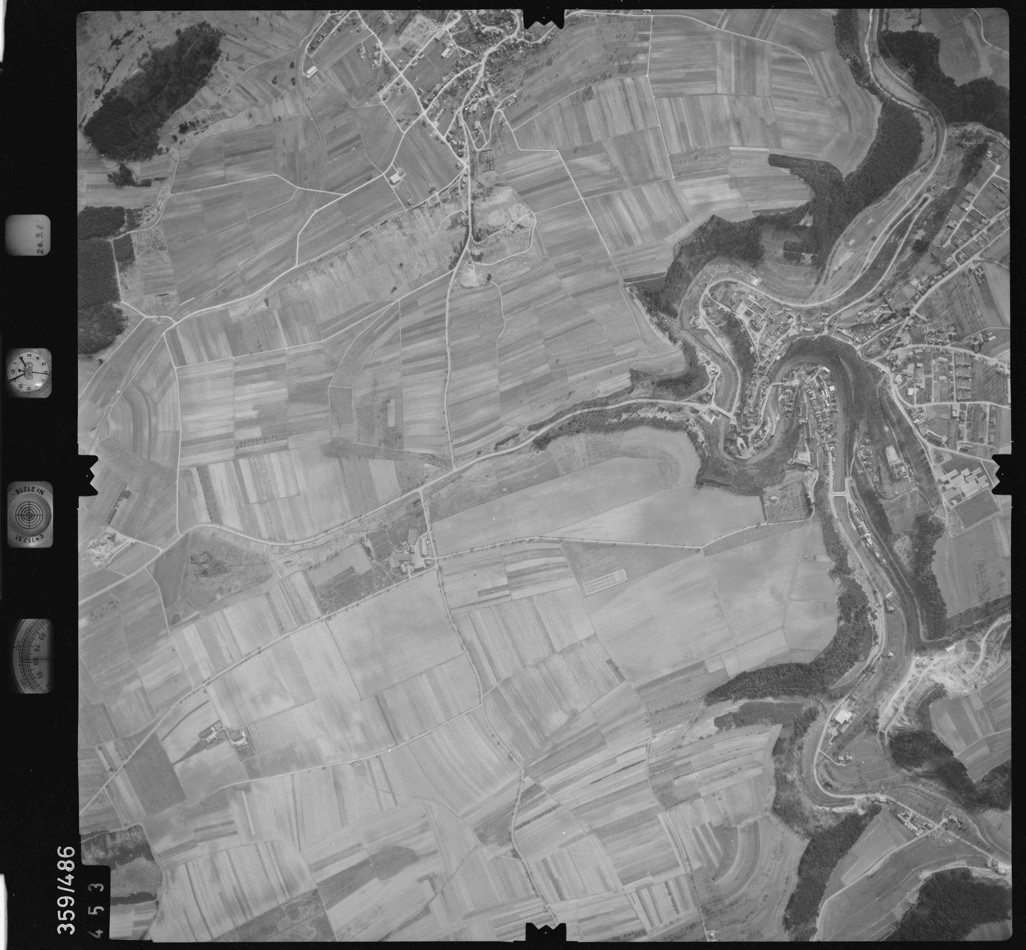 Luftbild: Film 20 Bildnr. 453, Bild 1