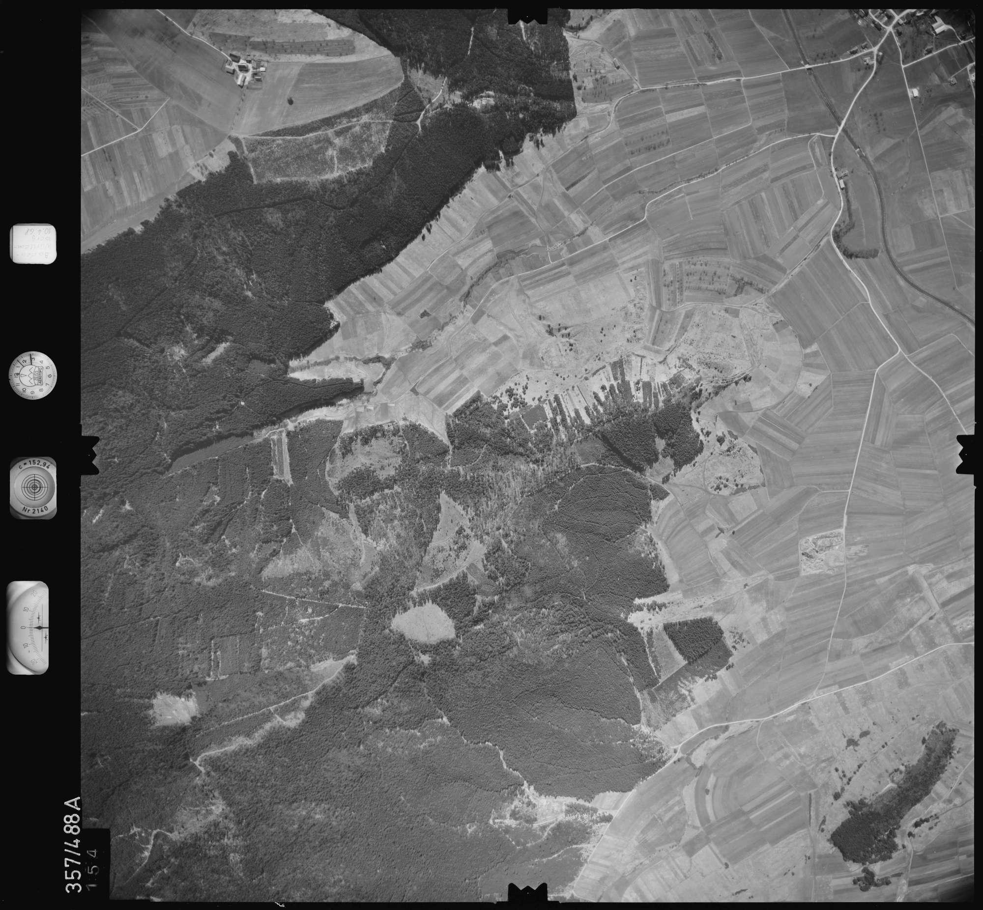 Luftbild: Film 38 Bildnr. 154, Bild 1