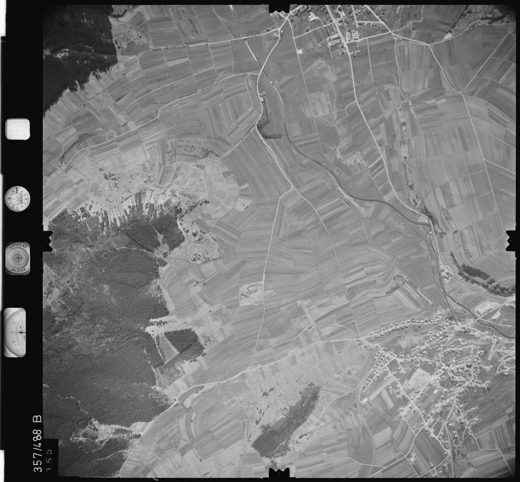 Luftbild: Film 38 Bildnr. 155, Bild 1