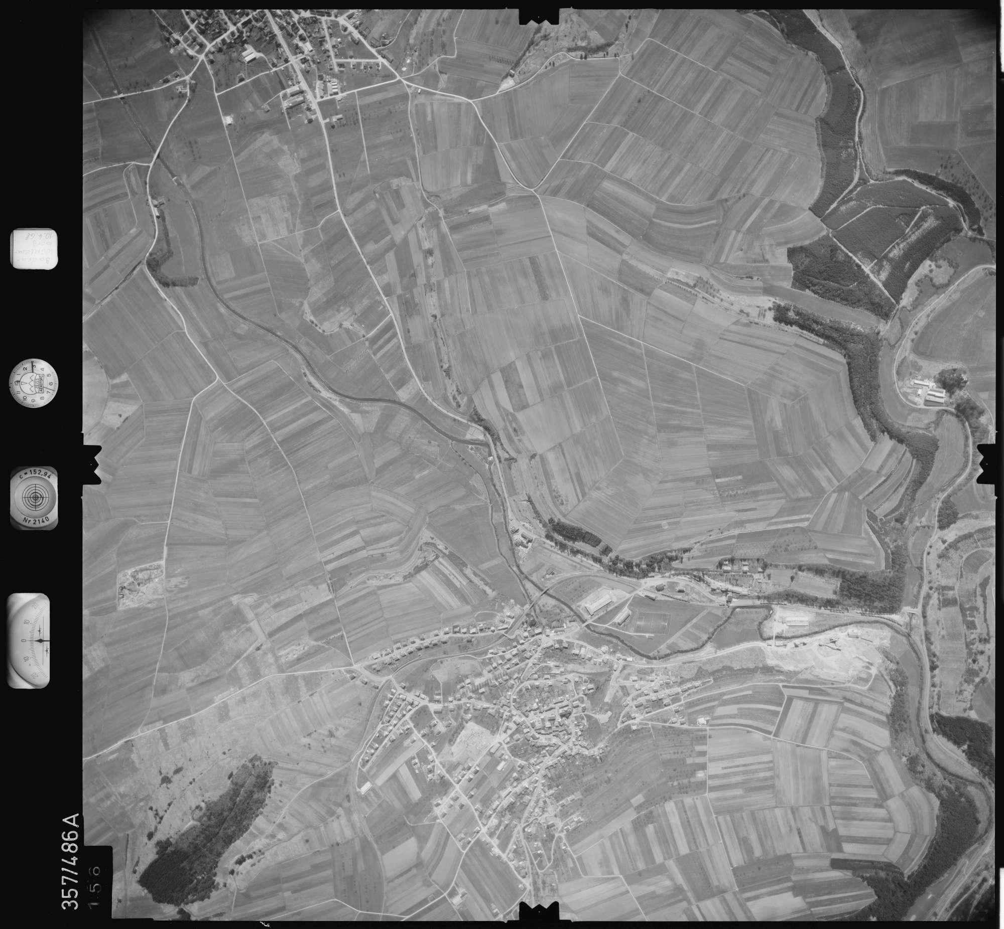 Luftbild: Film 38 Bildnr. 156, Bild 1