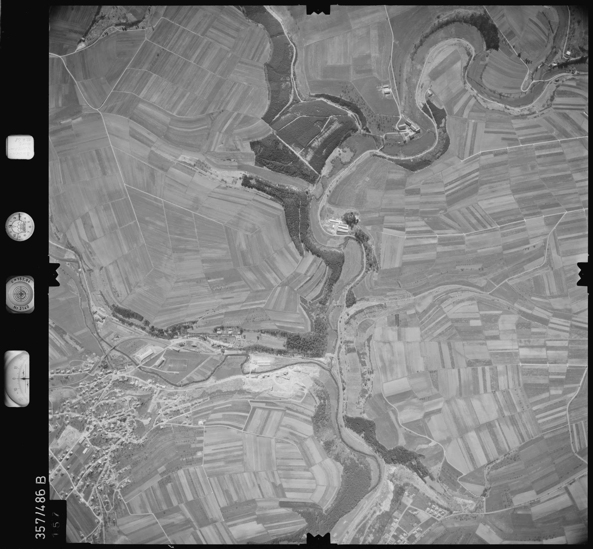 Luftbild: Film 38 Bildnr. 157, Bild 1