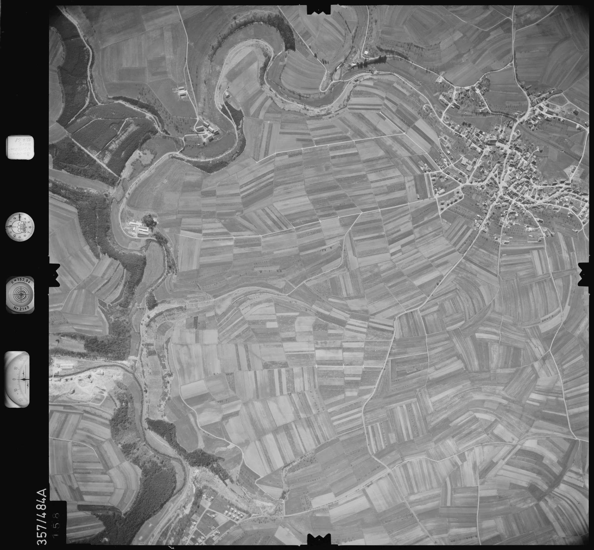 Luftbild: Film 38 Bildnr. 158, Bild 1