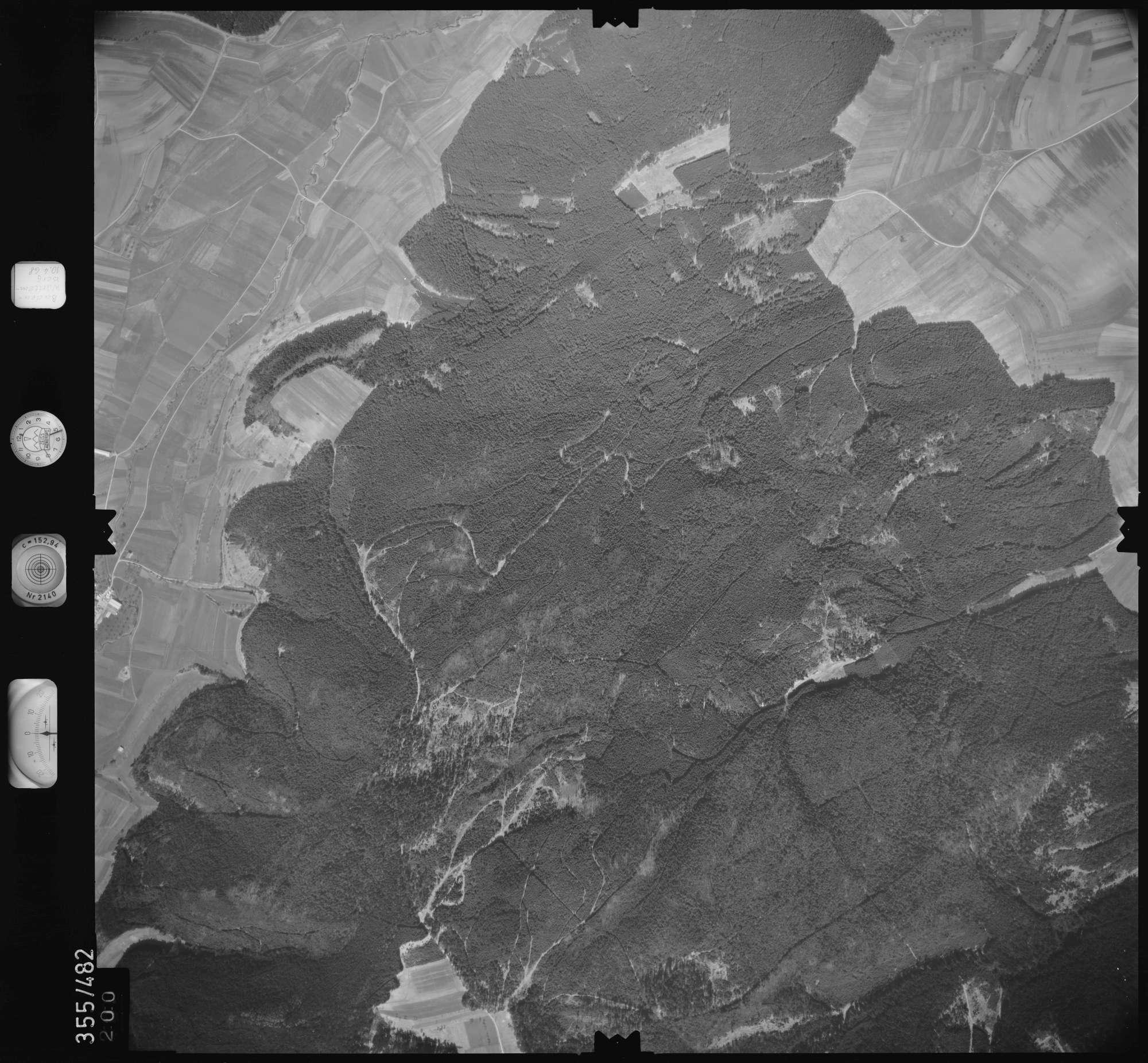 Luftbild: Film 38 Bildnr. 200, Bild 1