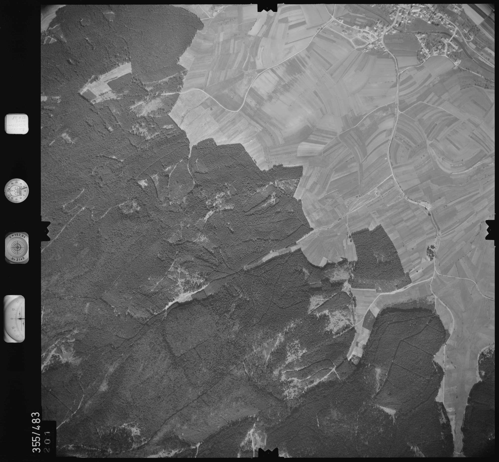 Luftbild: Film 38 Bildnr. 201, Bild 1