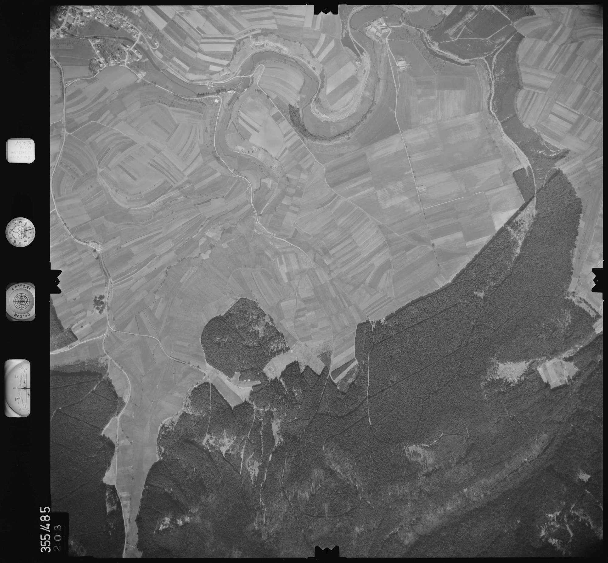 Luftbild: Film 38 Bildnr. 203, Bild 1