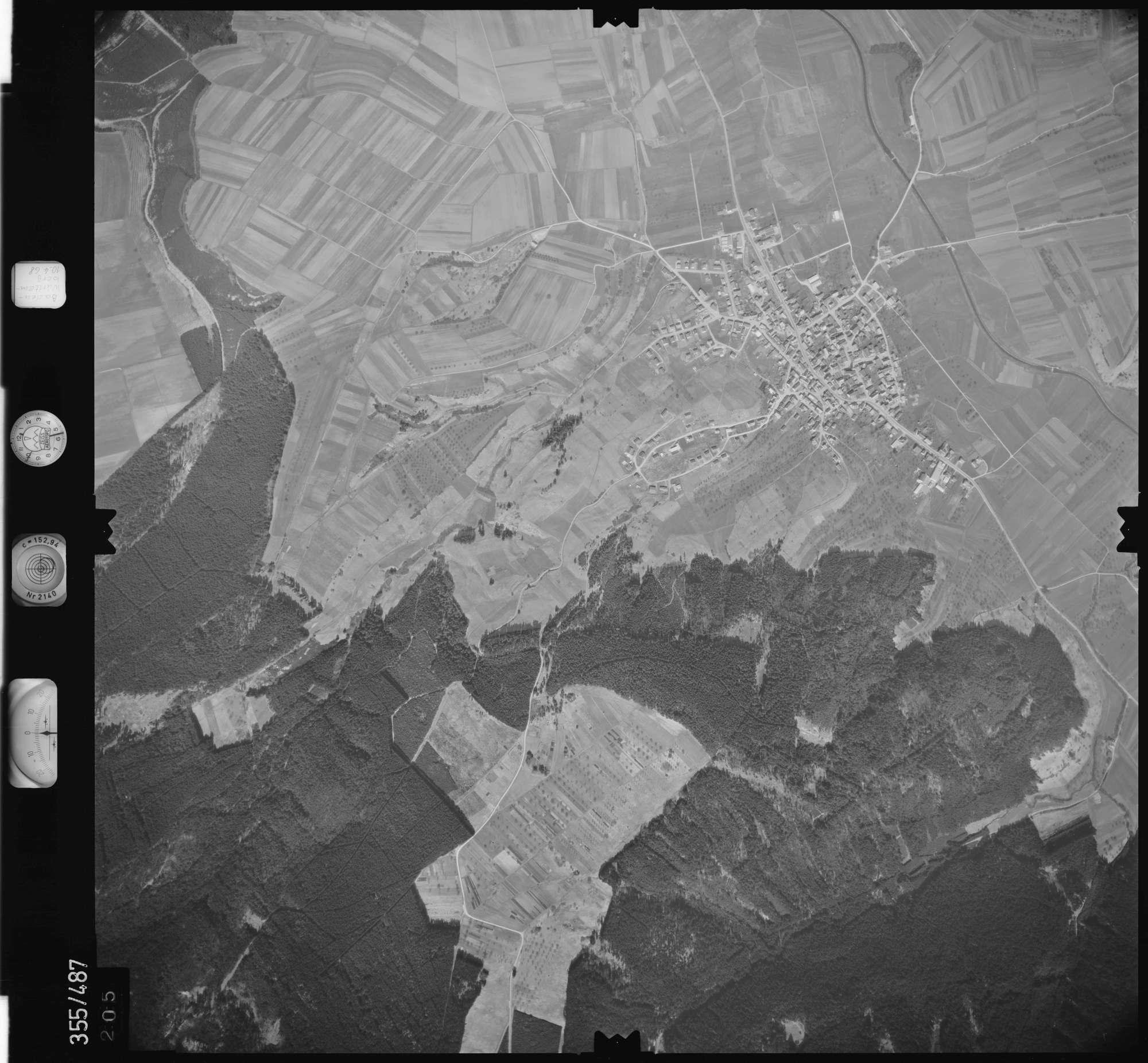 Luftbild: Film 38 Bildnr. 205, Bild 1